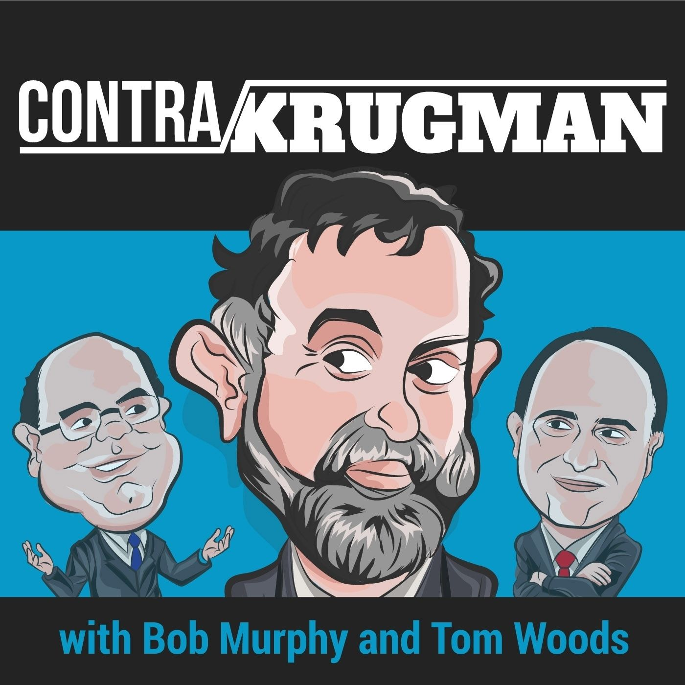 Heartland Newsfeed Radio Network: Contra Krugman (Week of August 19, 2019)