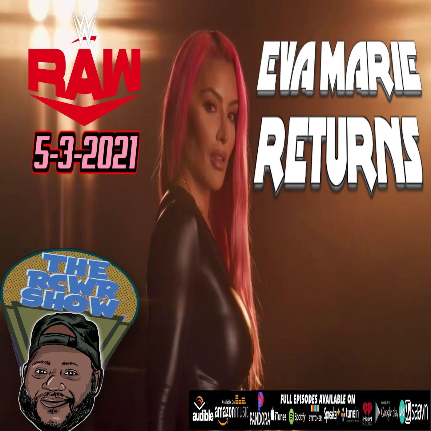 Matt Hardy vs Jim Cornette, RAW, Some Awesome Good News | The RCWR Show 5-3-2021