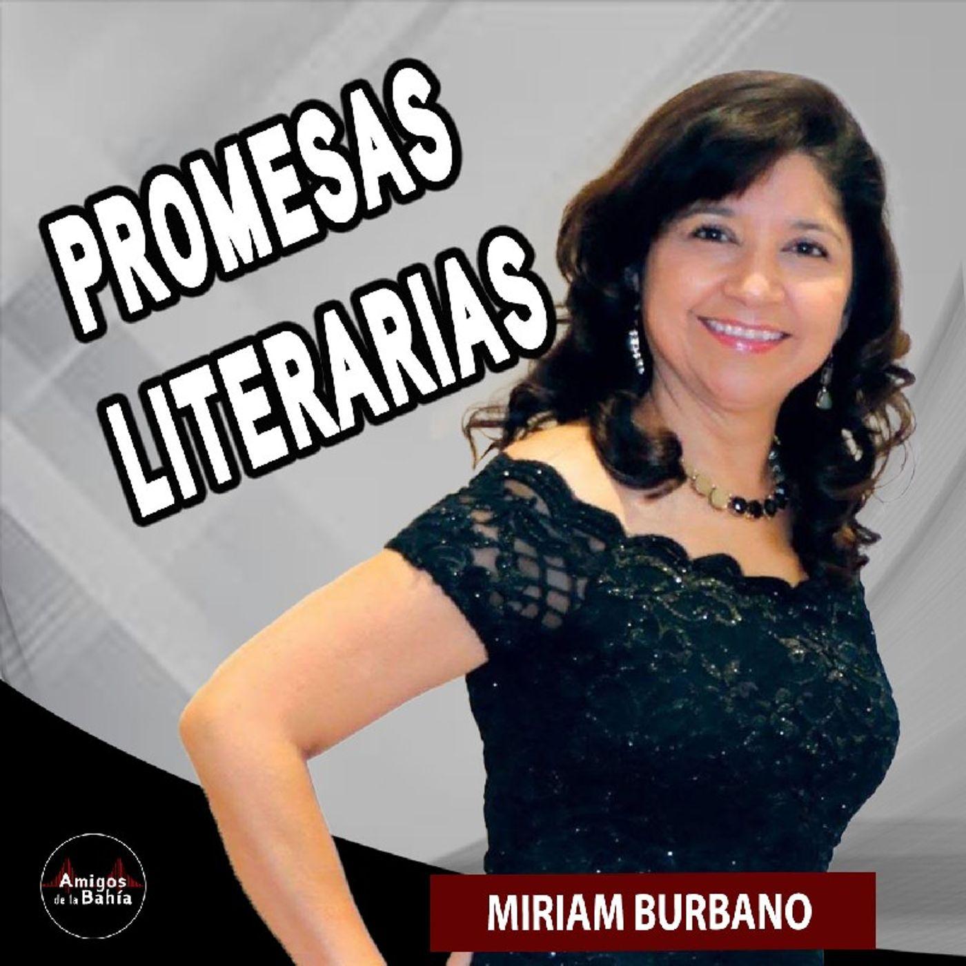 39. Promesas Literarias   Miriam Burbano