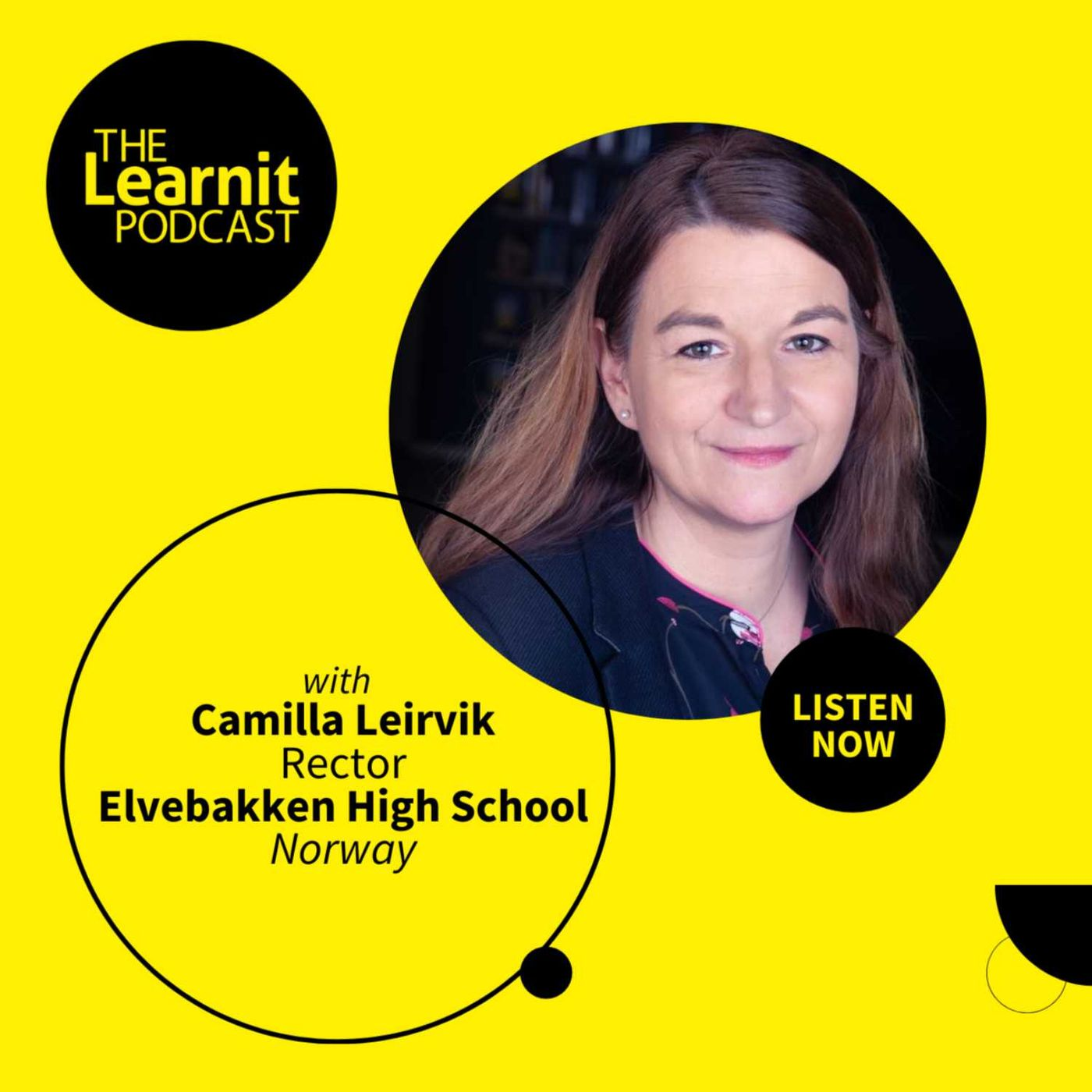 #26, Camilla Leirvik, Rector, Elvebakken High School: Open book tests + flexible schedules = success?