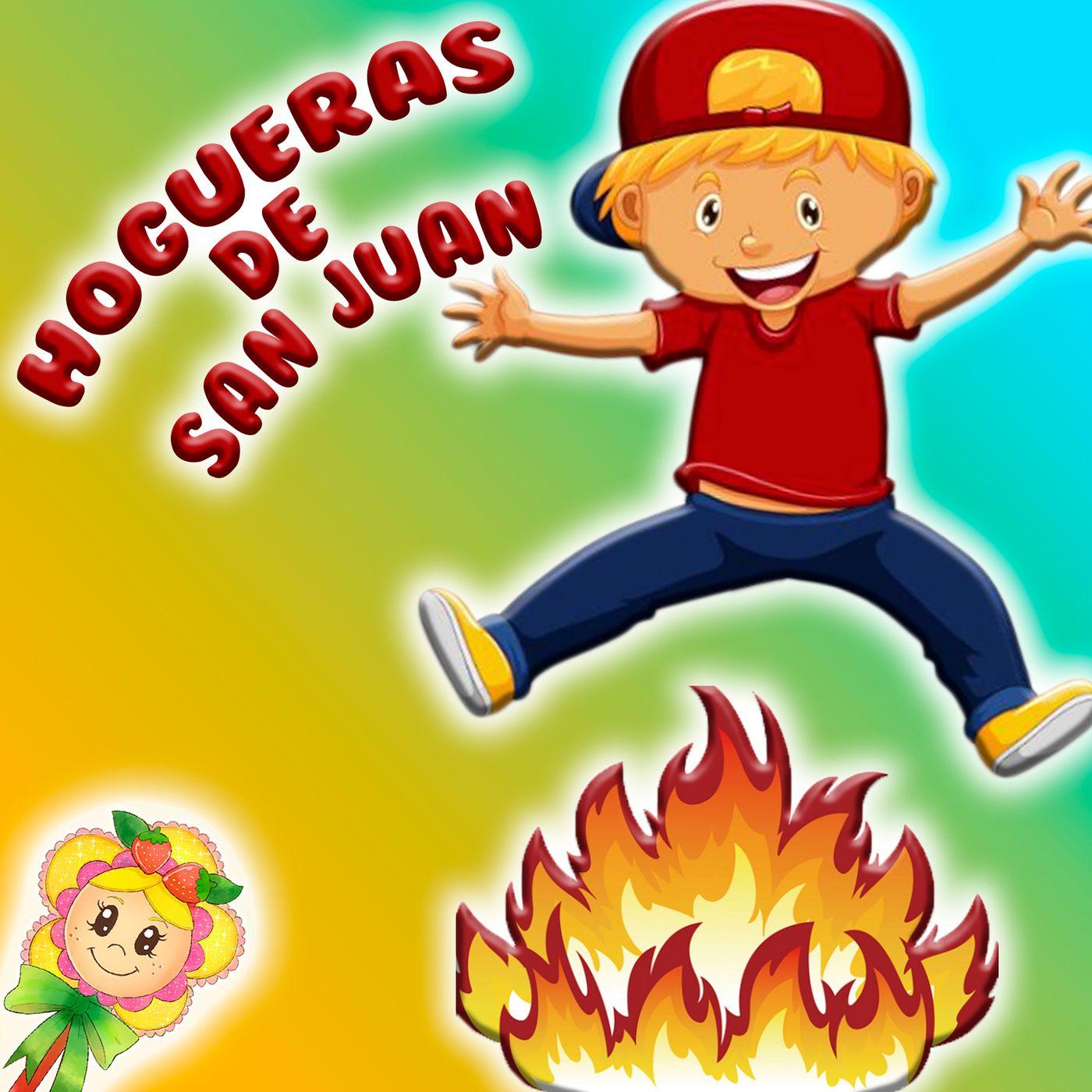 51. Juani y las fiestas de San Juan. Cuento infantil de Hada de Fresa