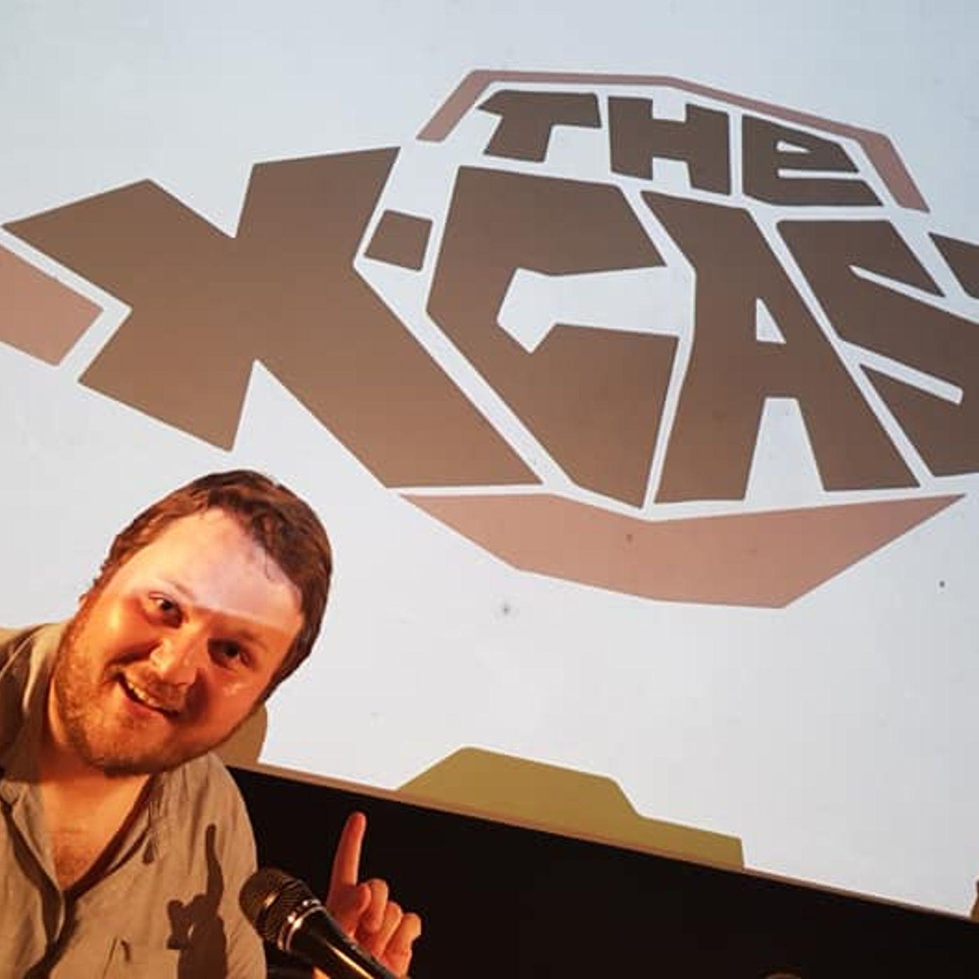 269. The X-Cast LIVE @ Birmingham Podcast Festival