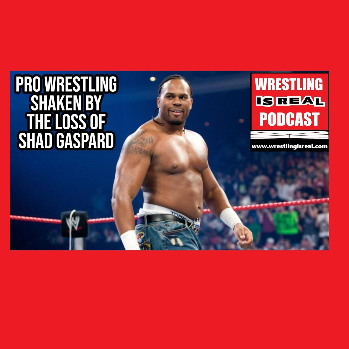 Pro Wrestling Shaken By The Loss of Shad Gaspard KOP052120-534