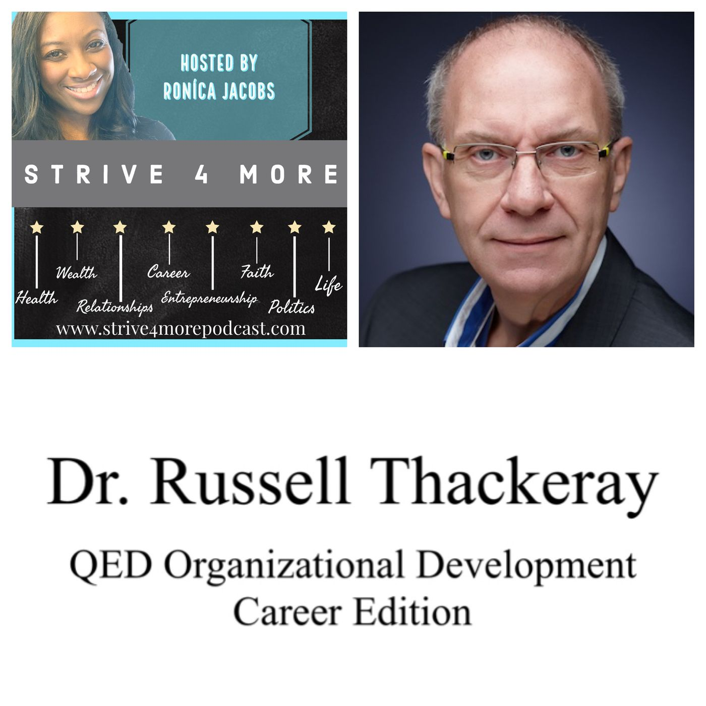 Leaders Get The Best From People Through Ingenuity w/ Dr. Russell Thackeray