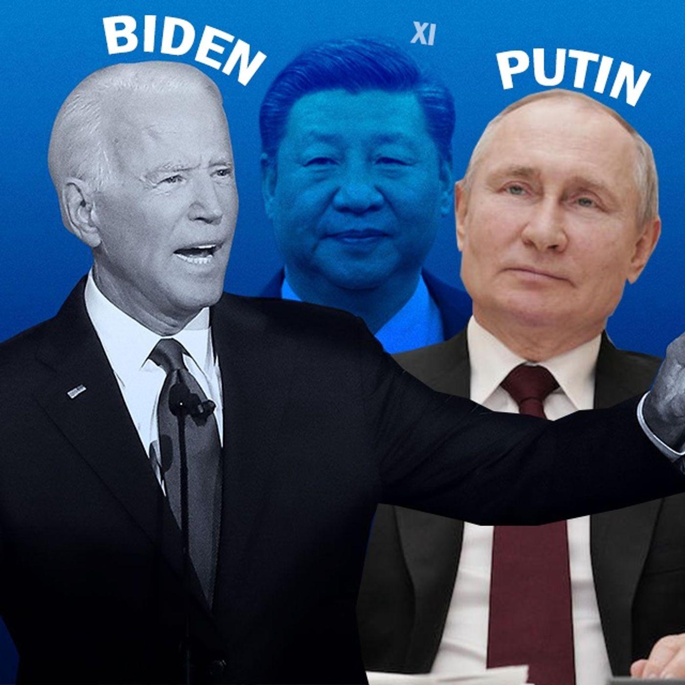 Scontro BIDEN-PUTIN: tra i due litiganti, Xi Jinping vince