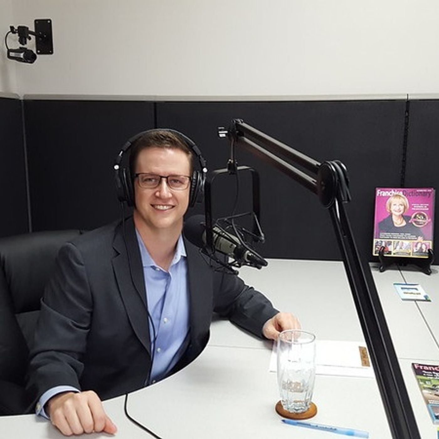 SBA Funding Interview with Thomas Rockwood from Atlantic Capital Bank on Franchise Business Radio