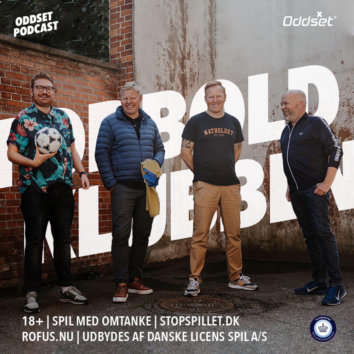 """Afsnit 23 - Med Anders Breinholt og Henrik """"Store"""" Larsen"""