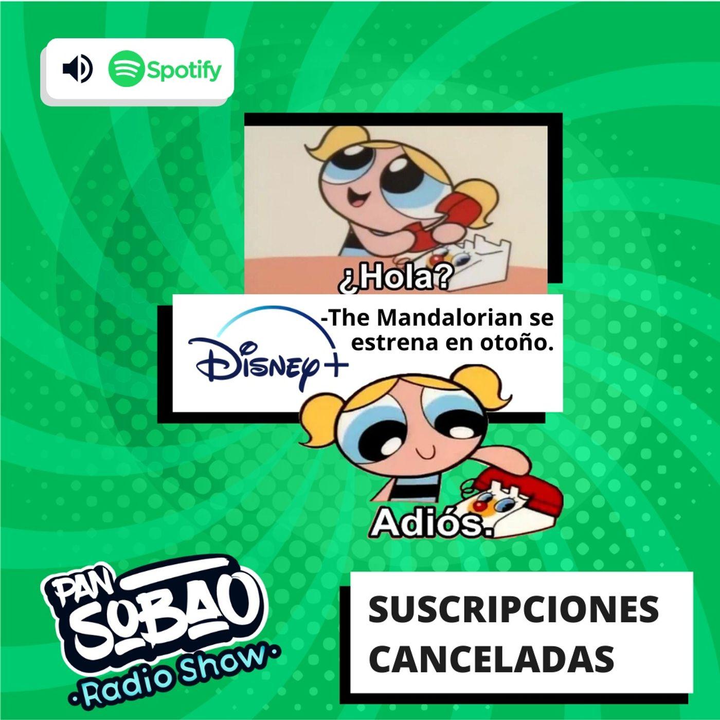 Cancelaciones masivas de Disney Plus por falta de contenido
