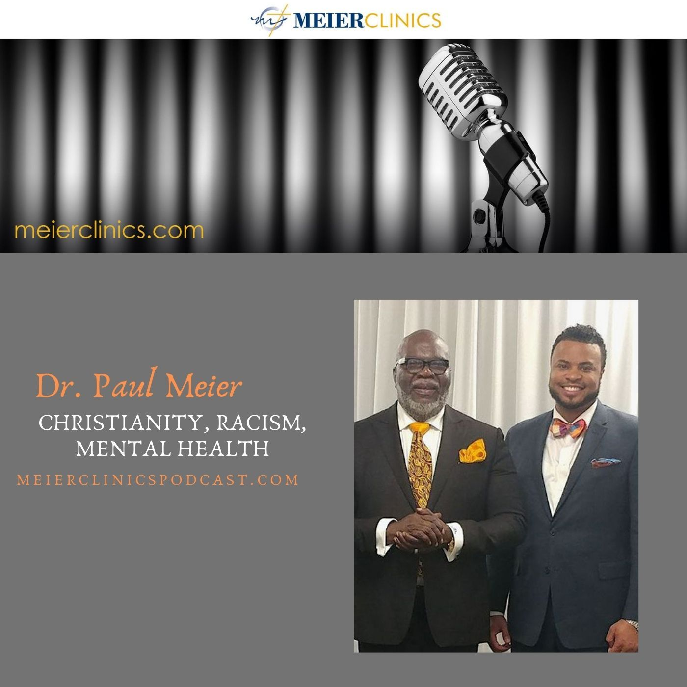 Racism, Christianity, Mental Health with Dr. Antipas Harris