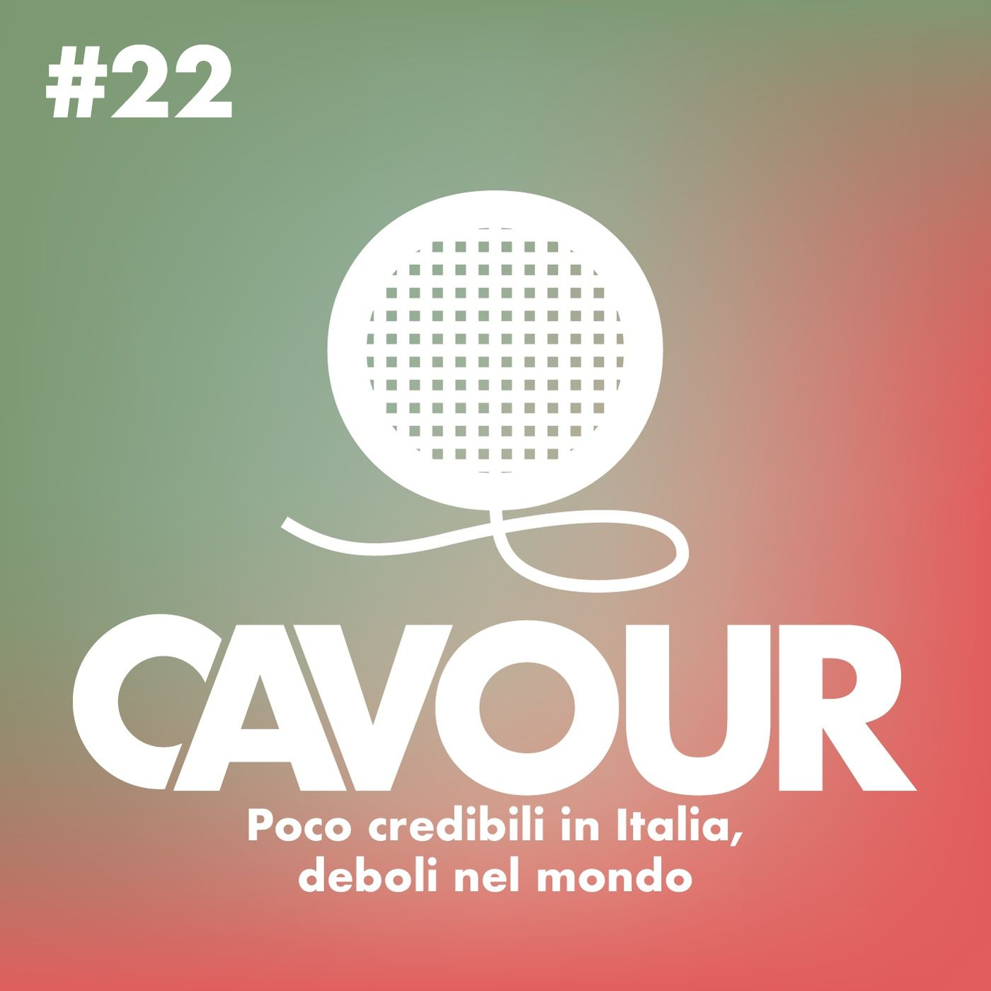 Poco credibili in Italia, deboli nel mondo #22