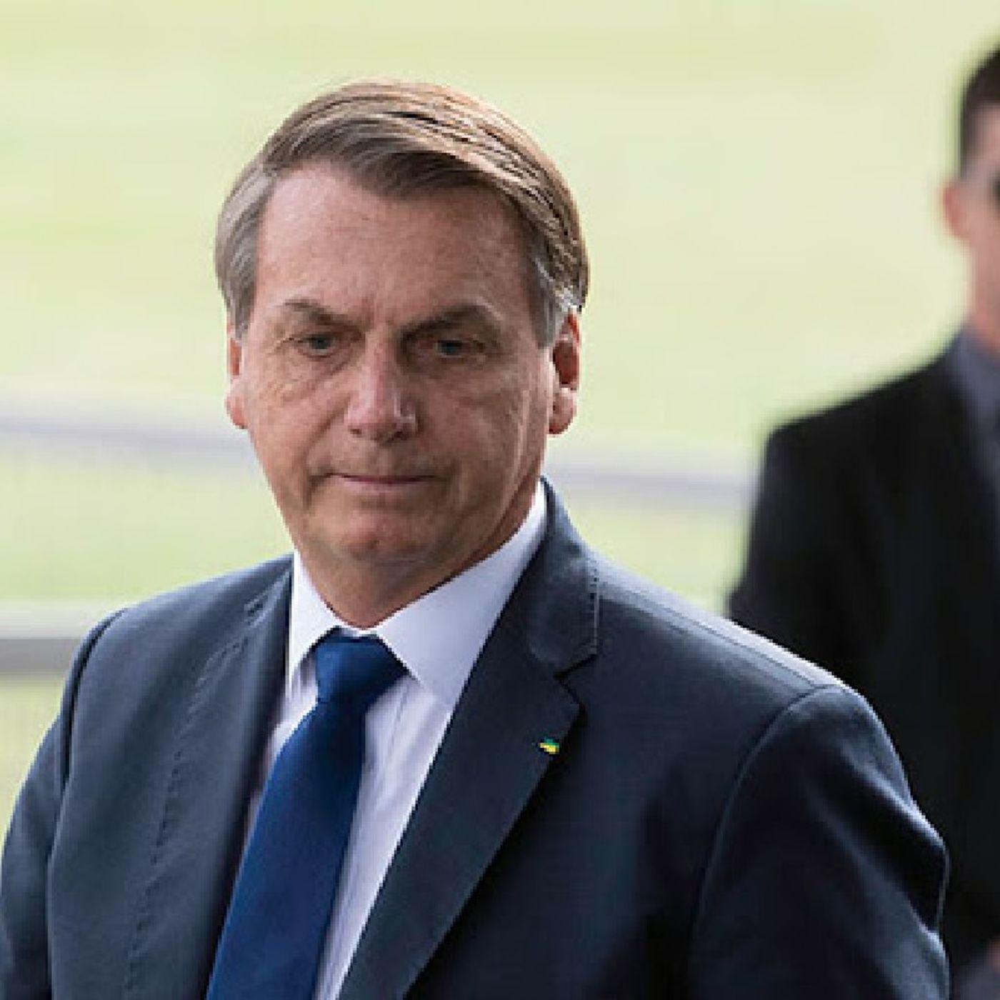 Episódio 5 - Levantamento sobre líderes mundiais aponta queda na popularidade de Bolsonaro durante pandemia