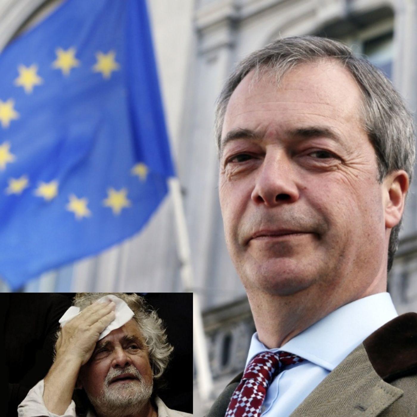 EXTRA   Brexit croce e delizia - Intervista a Nigel Farage