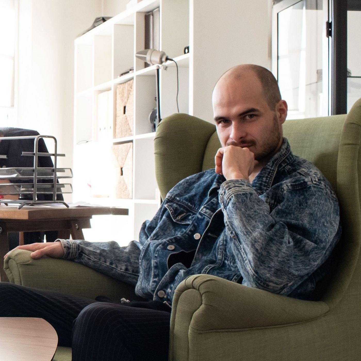 #1 Maciej Sawicki - założyciel domu produkcyjnego, drużyny esportowej, dziennikarz, influencer