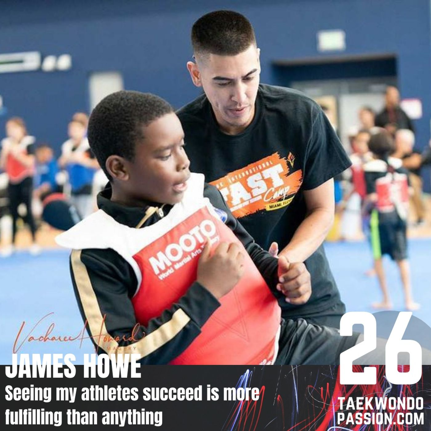 James Howe: Seeing my athletes succeed is more fulfilling than anything