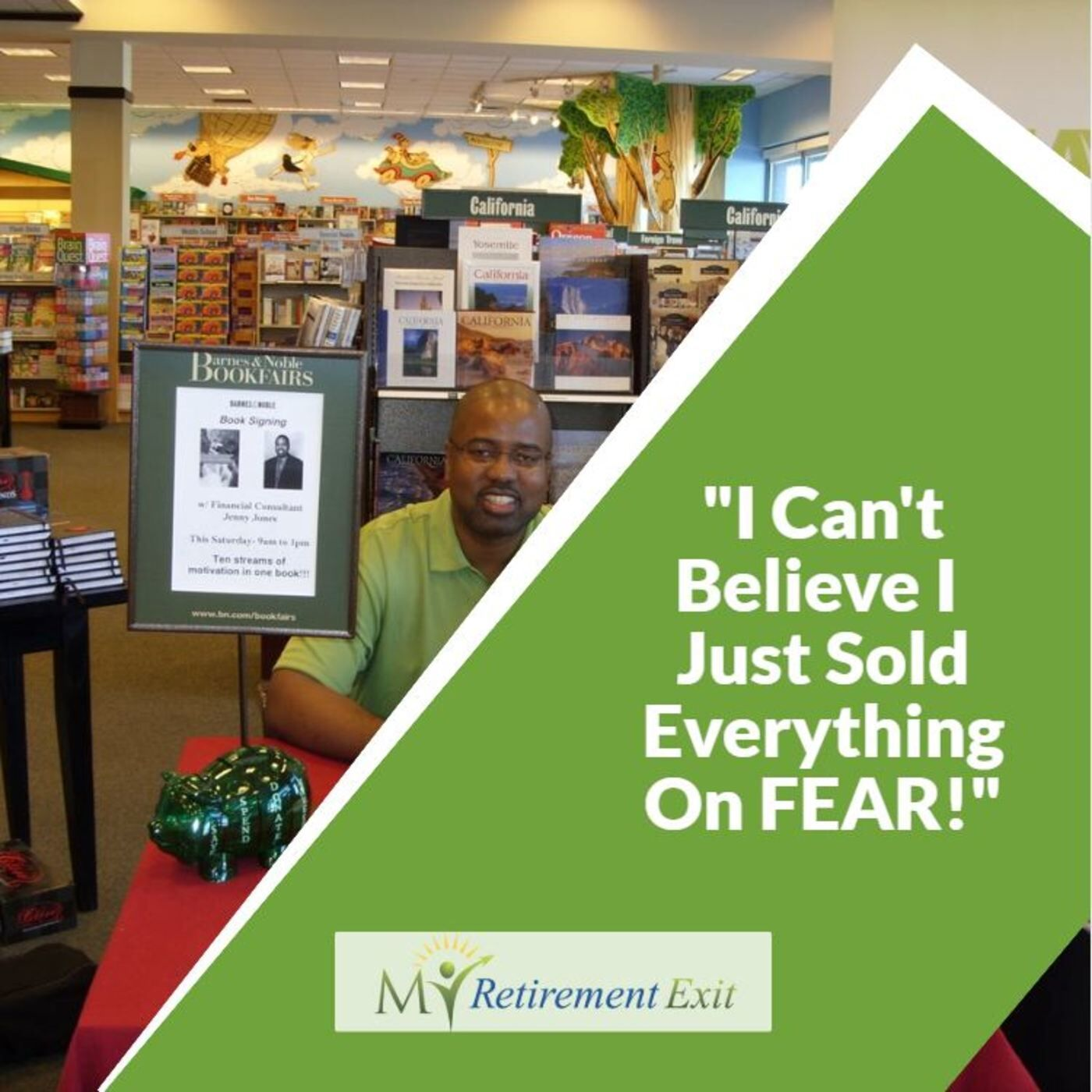 Ep 16- I Can't Believe I Just Sold Everything On Fear