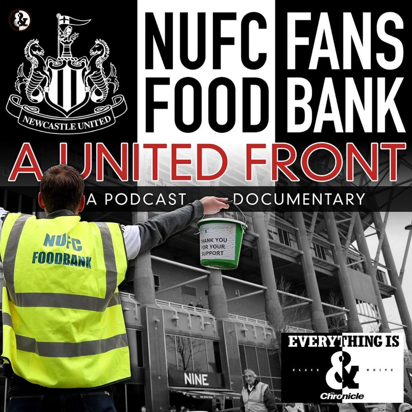 The NUFC Fans' Foodbank - A United Front