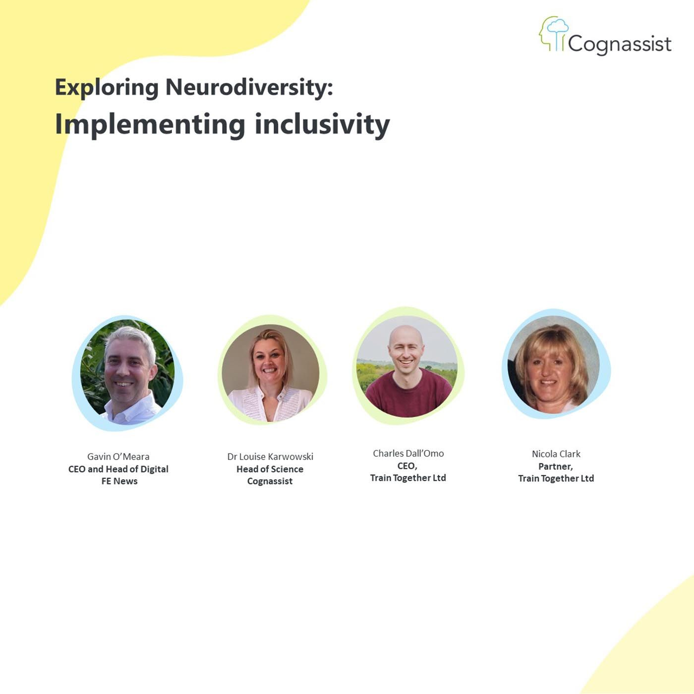 Exploring Neurodiversity - Implementing inclusivity to support Neurodiverse Learners