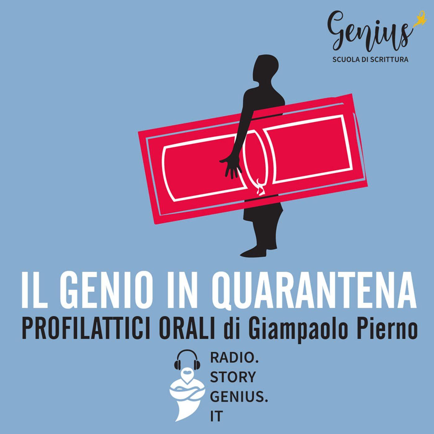"""""""Profillattici orali"""" di Giampaolo Pierno"""