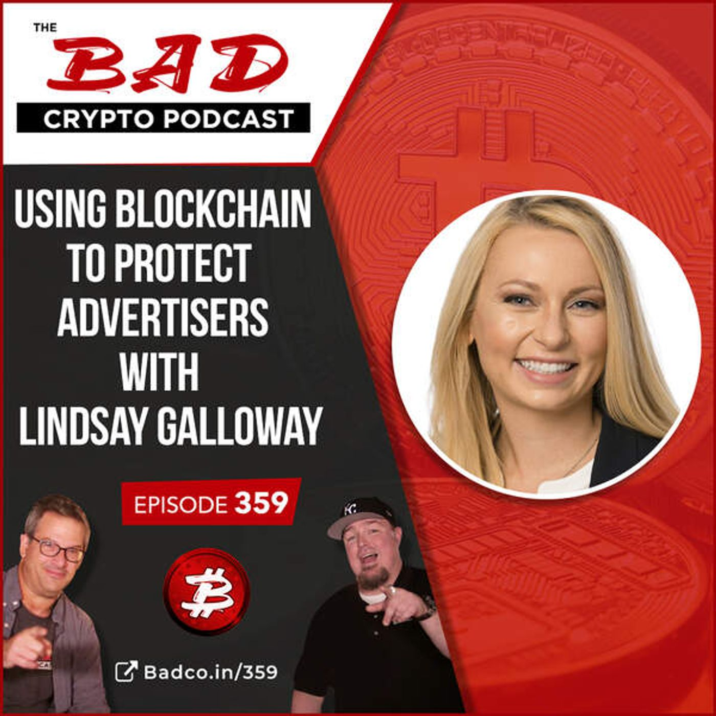 Heartland Newsfeed Podcast Network: The Bad Crypto Podcast (Using Blockchain to Protect Advertisers with Lindsay Galloway)