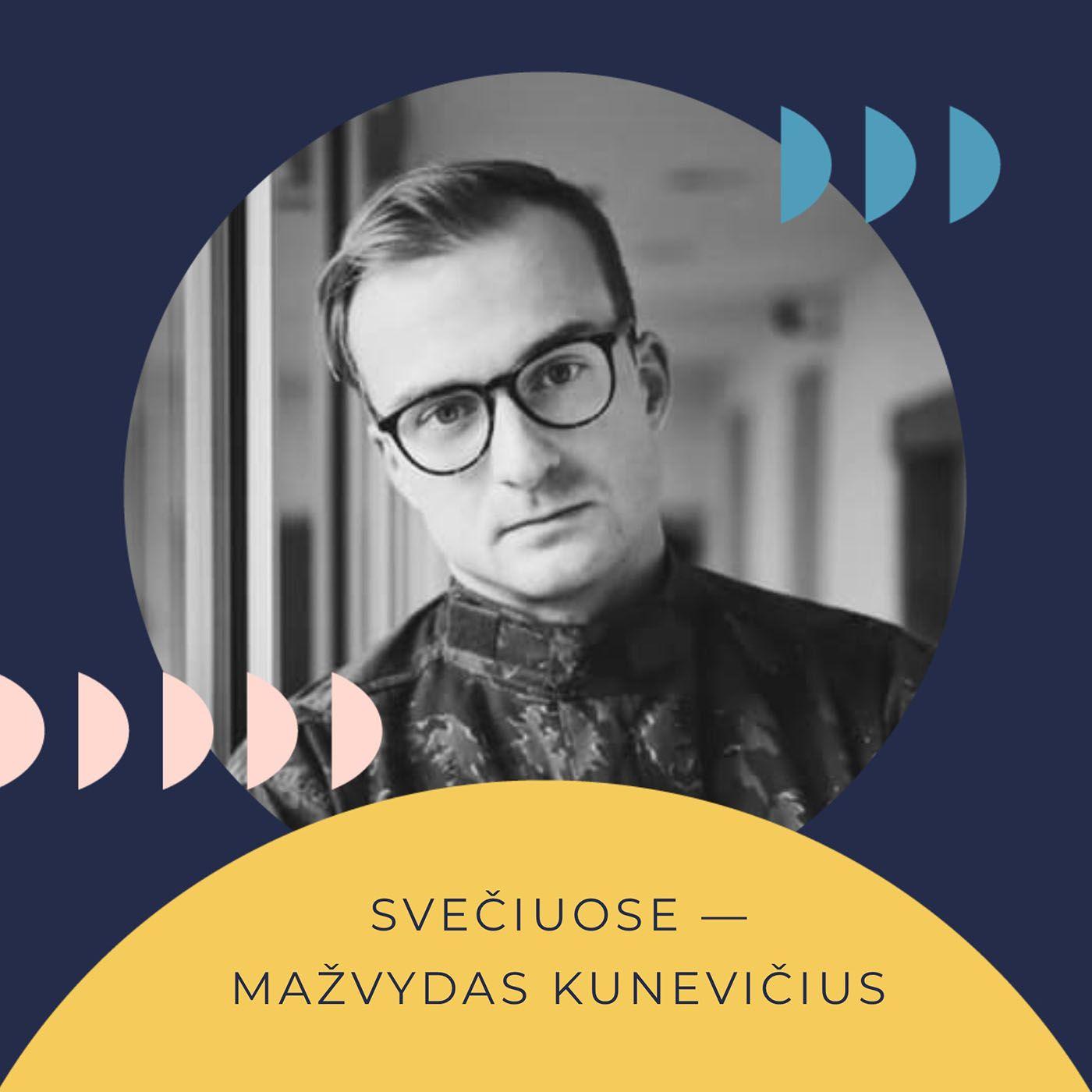 """Savo galva. Mažvydas Kunevičius: Internetiniai """"elfai"""" ir saugumas informacijos džiunglėse"""