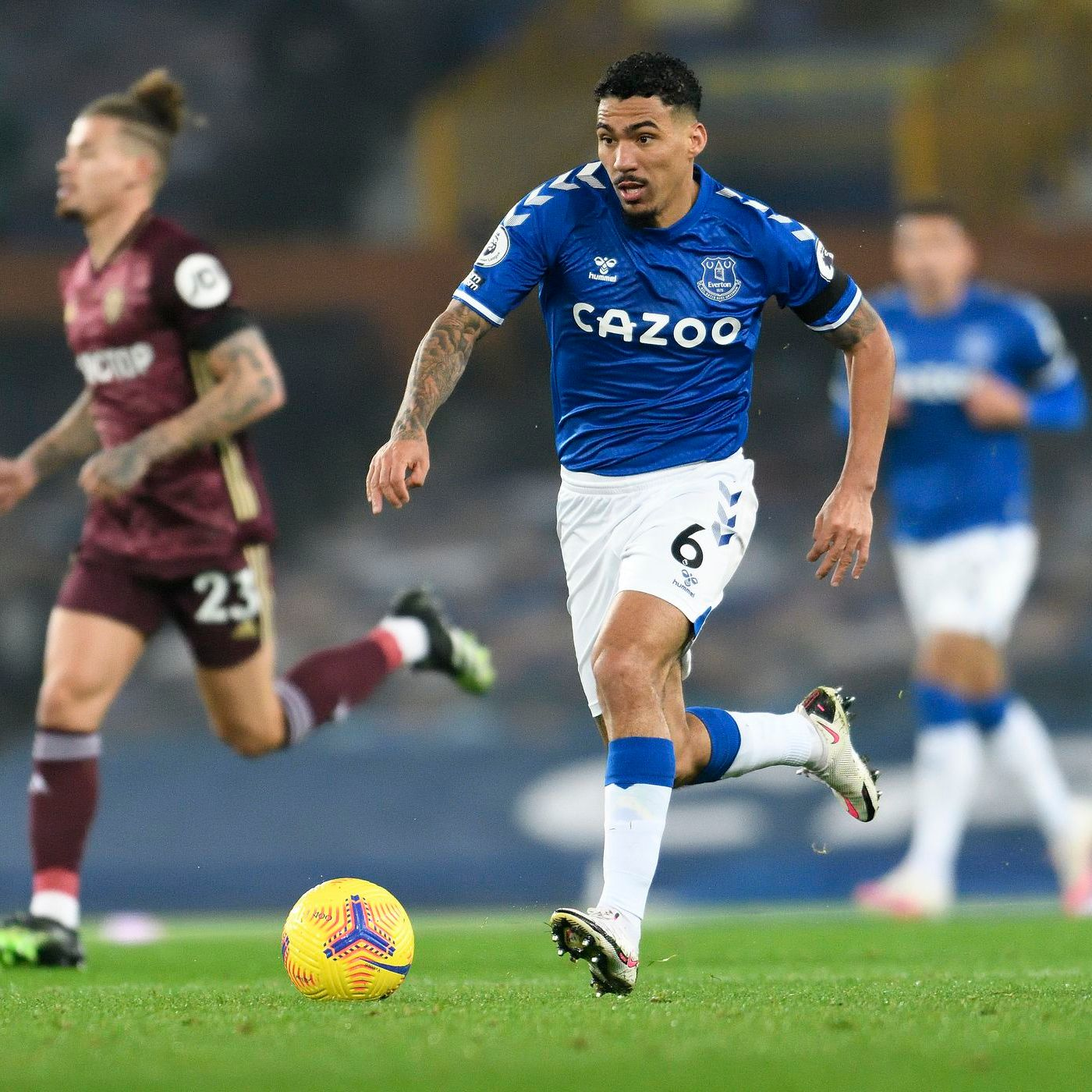 Royal Blue: Wing-back worries, a new role for Allan and Everton's loss to Leeds discussed