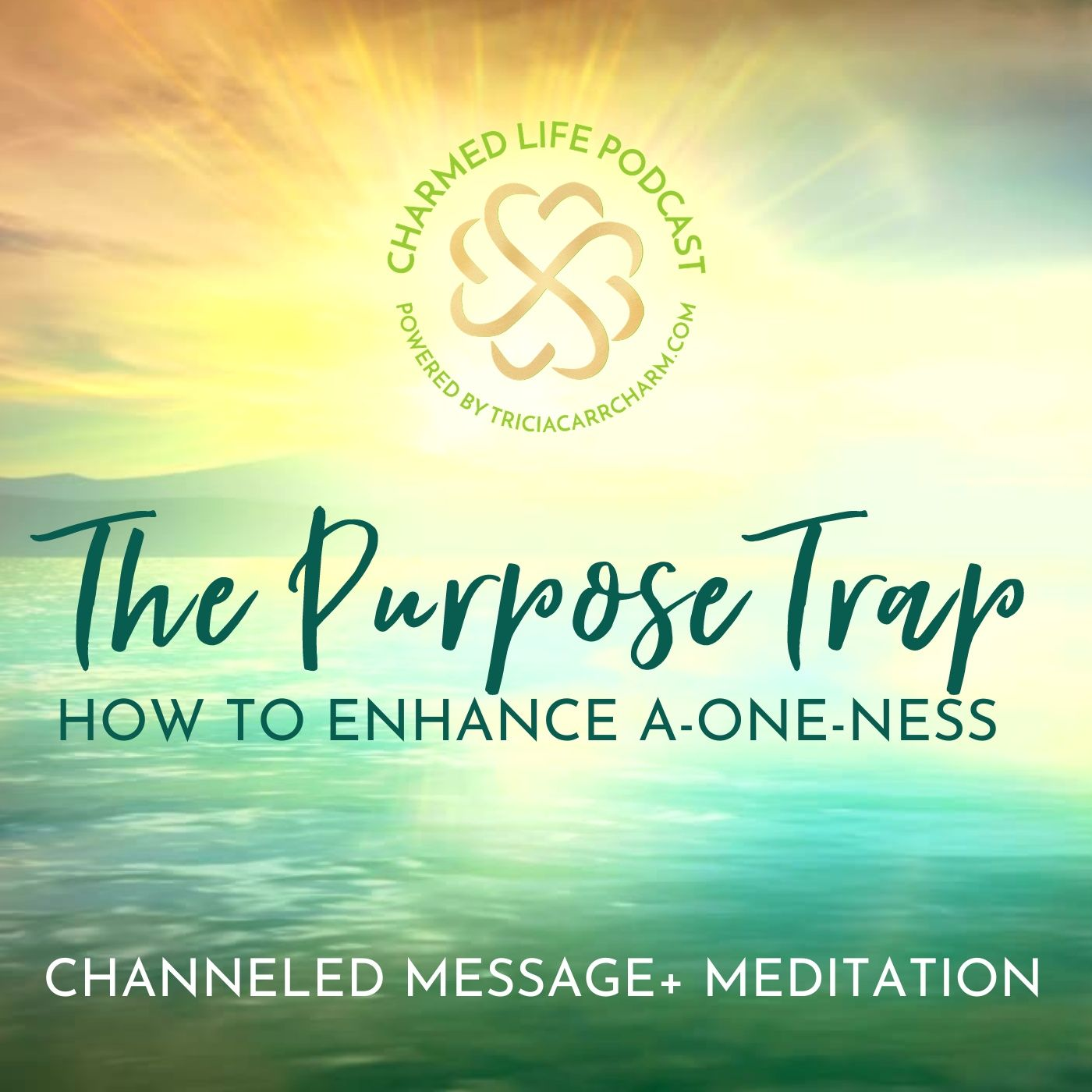 The Purpose Trap: How to Enhance A-ONE-ness   Channeled Message + Meditation