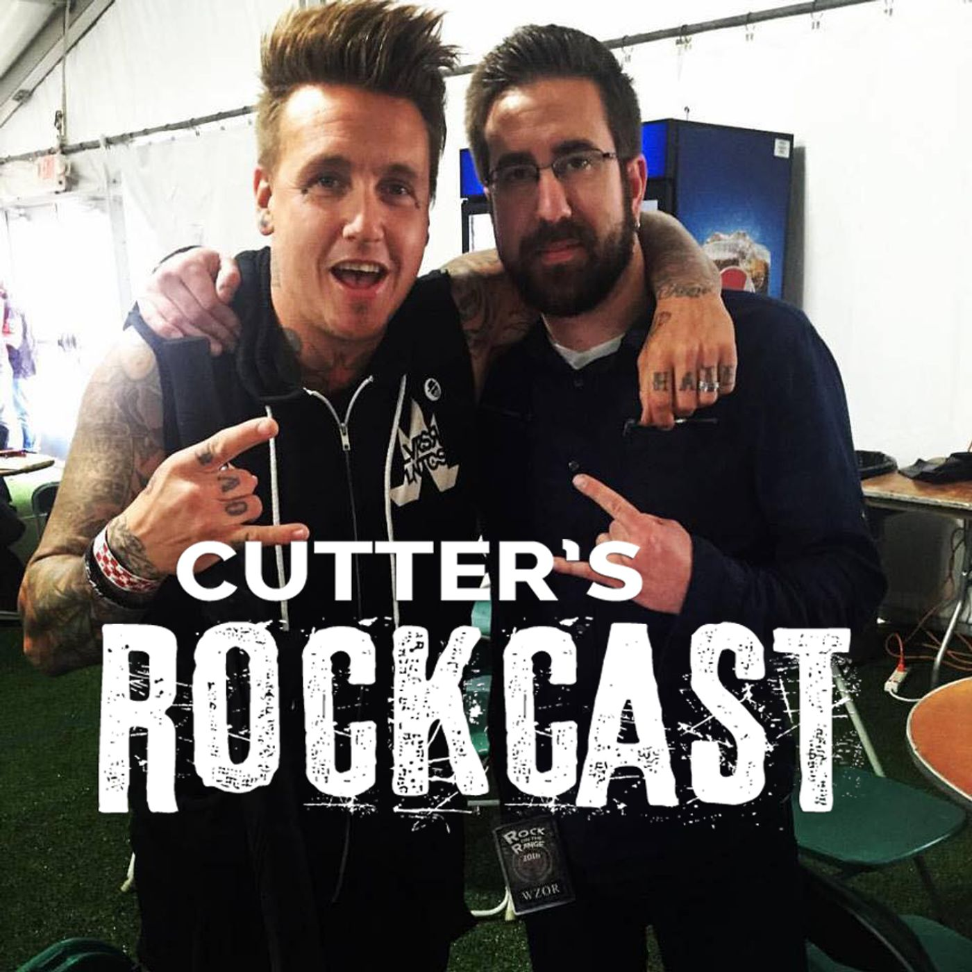 Rockcast 246 - Jacoby Shaddix of Papa Roach