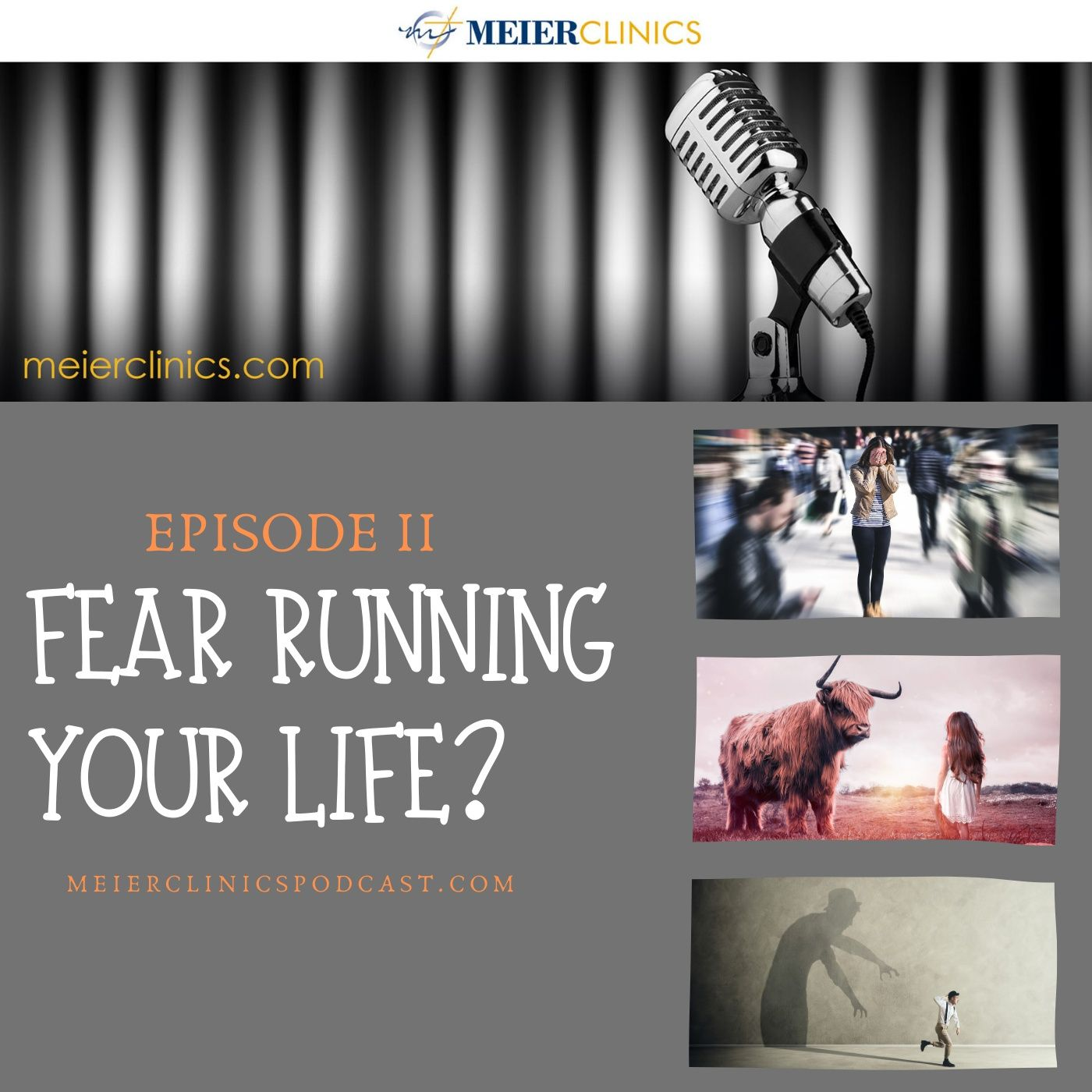 Fear Running Your Life: Episode II