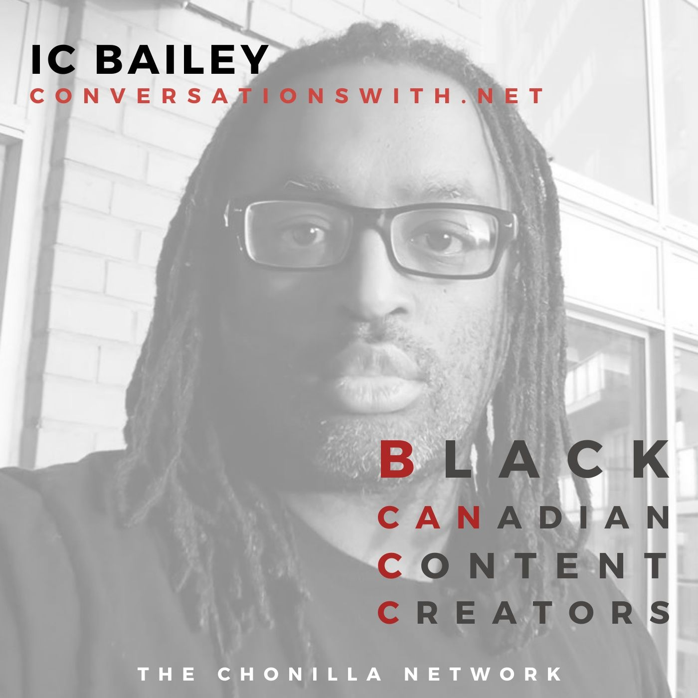 Conversation with White People About Race w/ IC Bailey