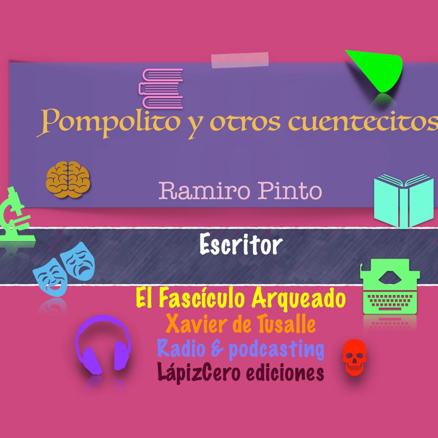 """""""Pompolito y otros cuentecitos"""" de Ramiro Pinto (LápizCero ediciones)"""