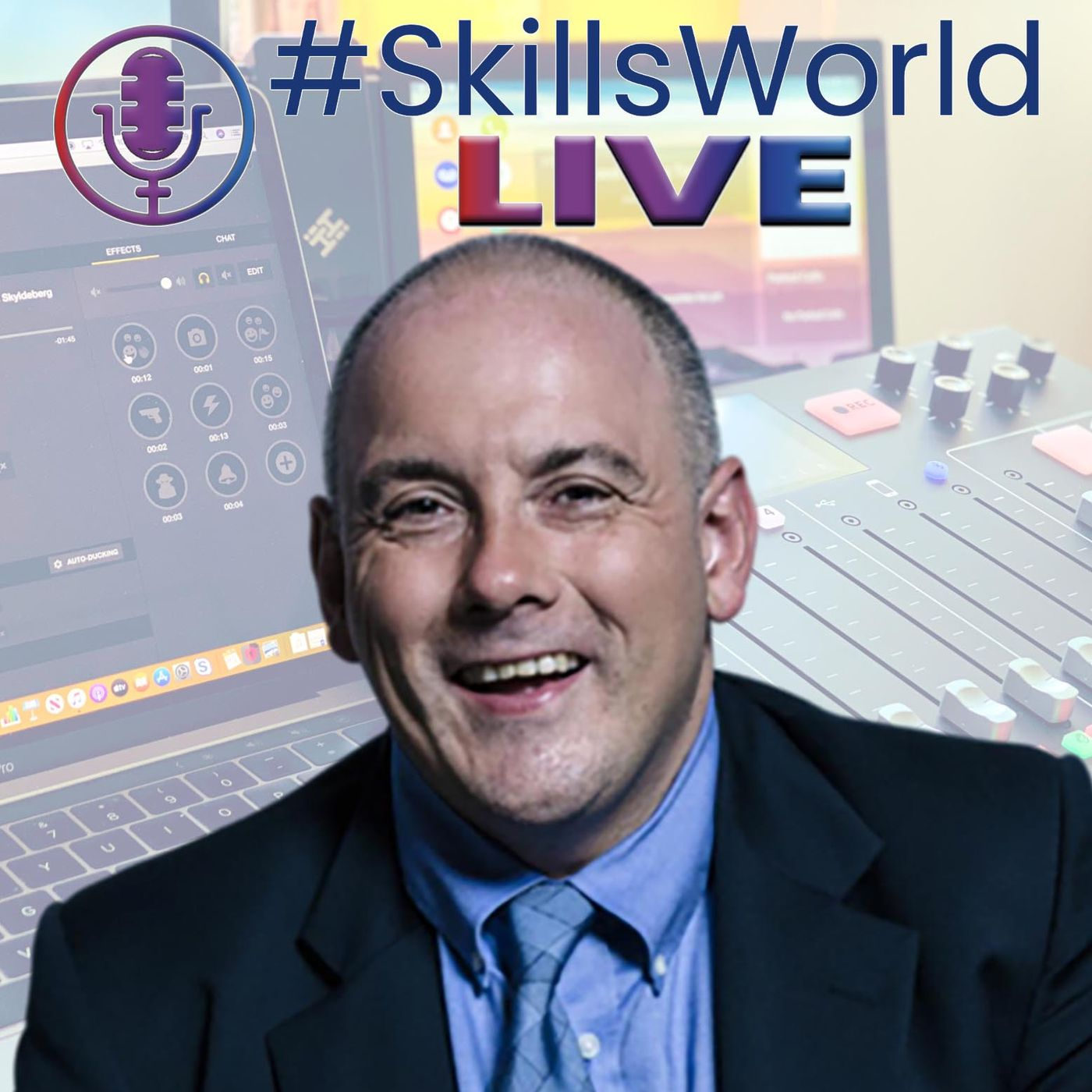 Do we need an Apprentice Guarantee? Weekly Show 1: #SkillsWorldLIVE