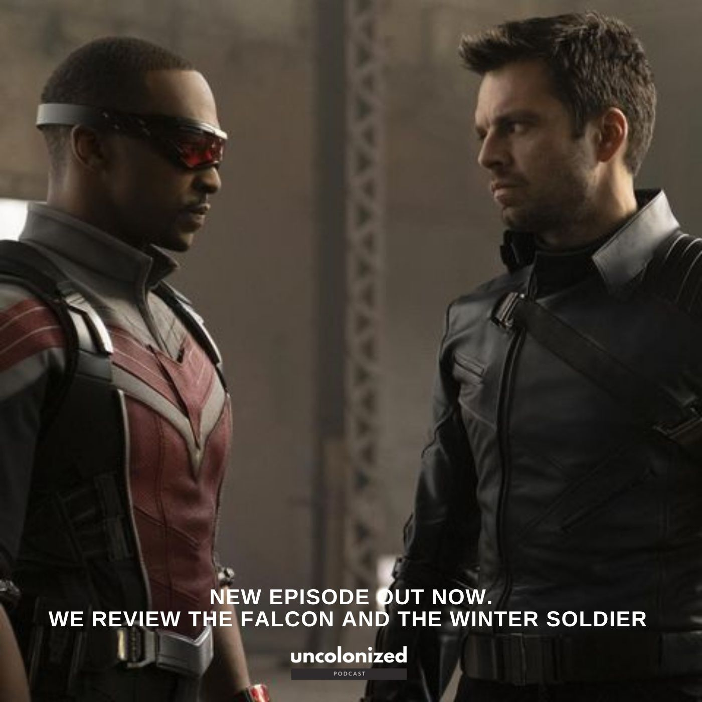 S07E03: The Falcon and the Winter Solider Review