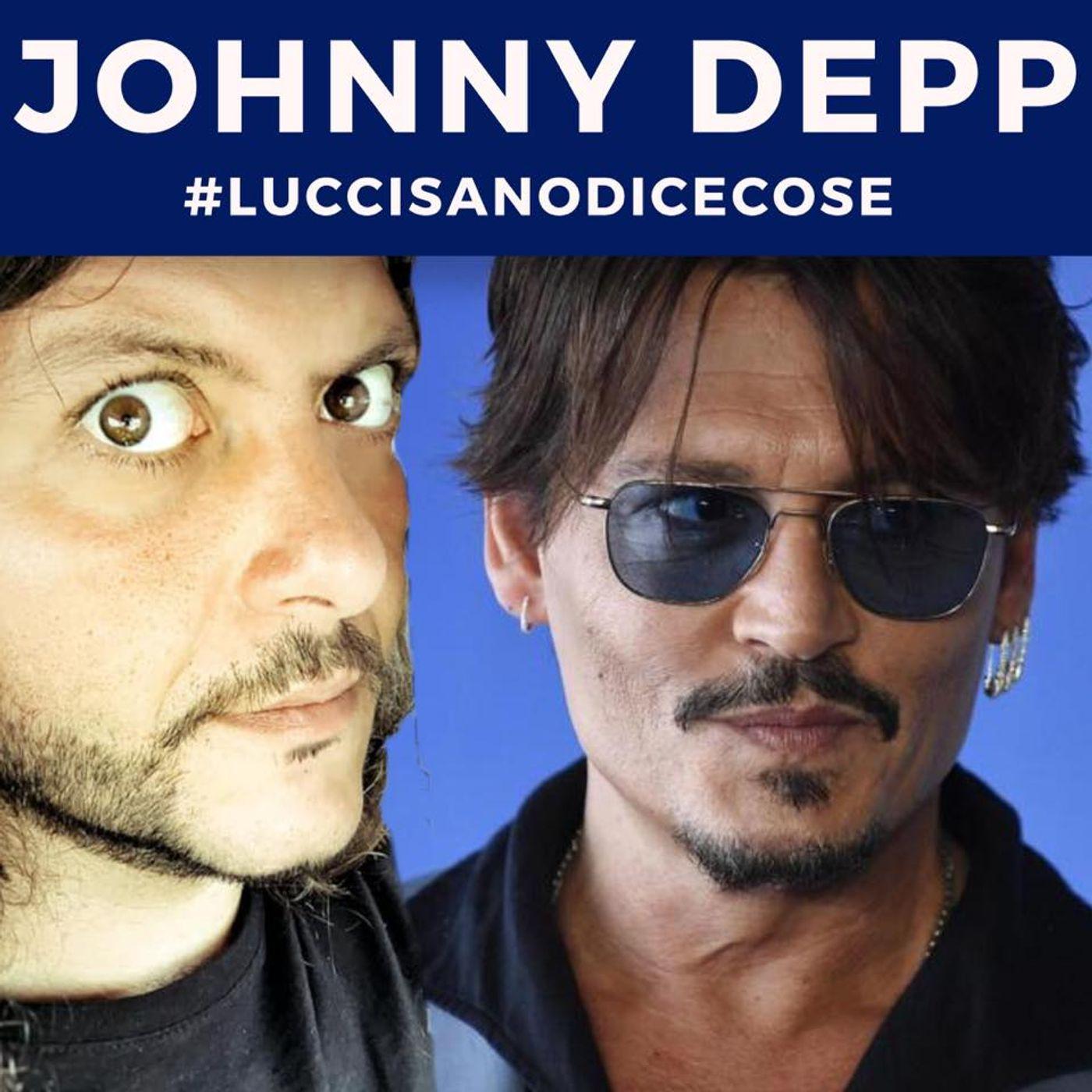 Johnny Depp by Emiliano Luccisano