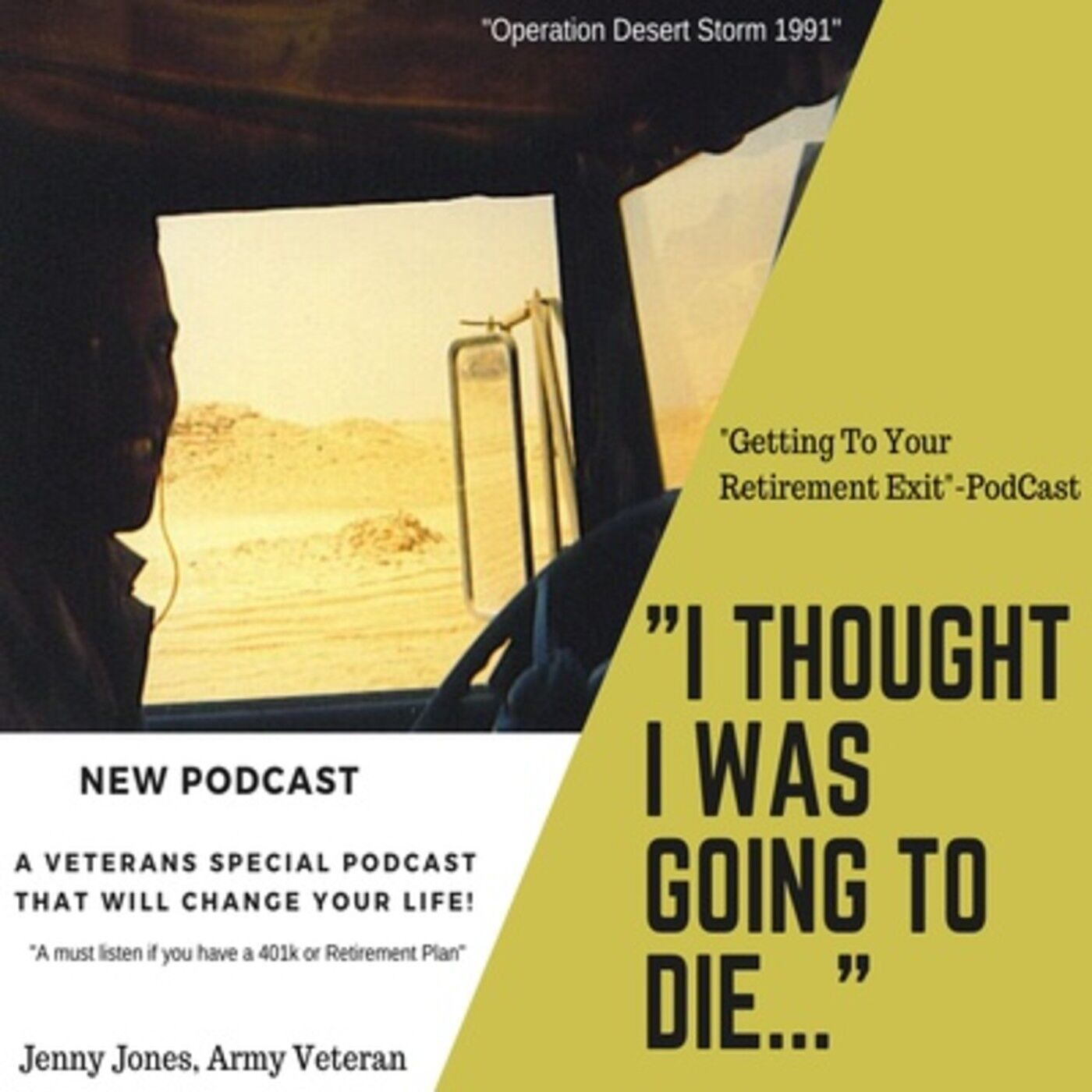 Ep 15 - I Thought I was going to Die & why 98% of Retirees Didn't Know