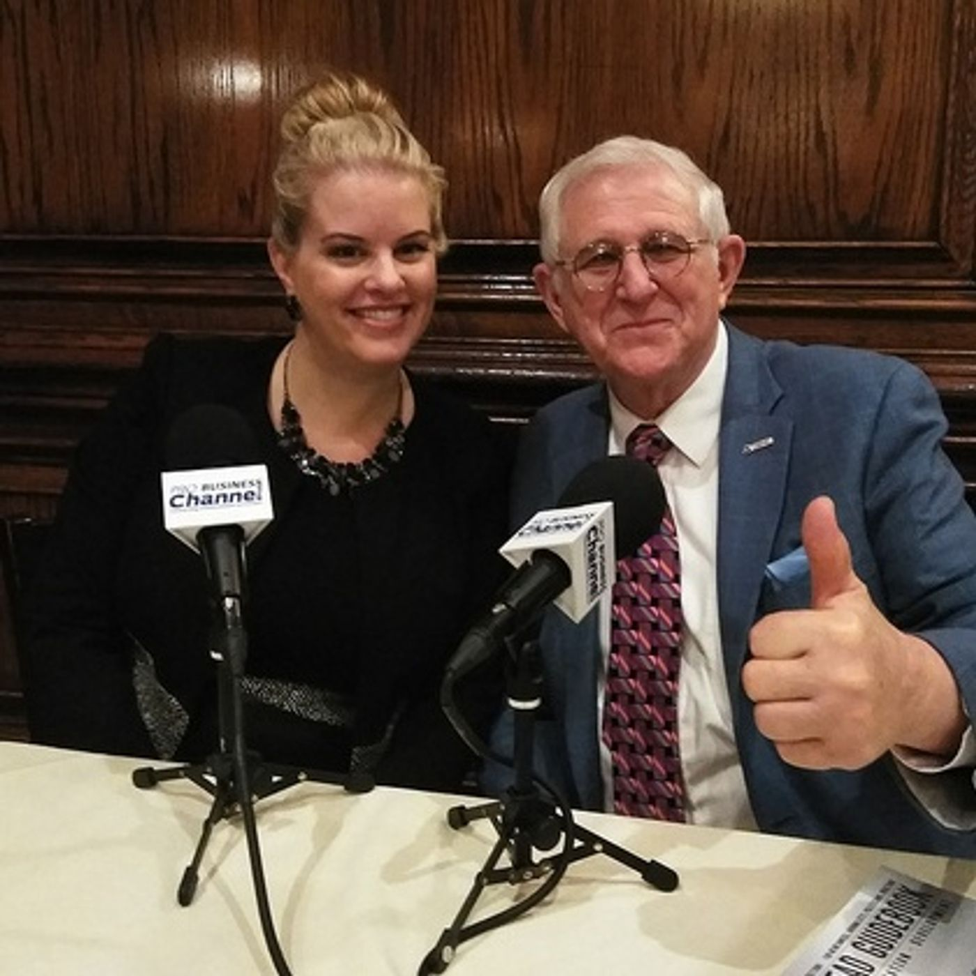 Julie Bailey Interview at BBA Breakfast on the Buckhead Business Show