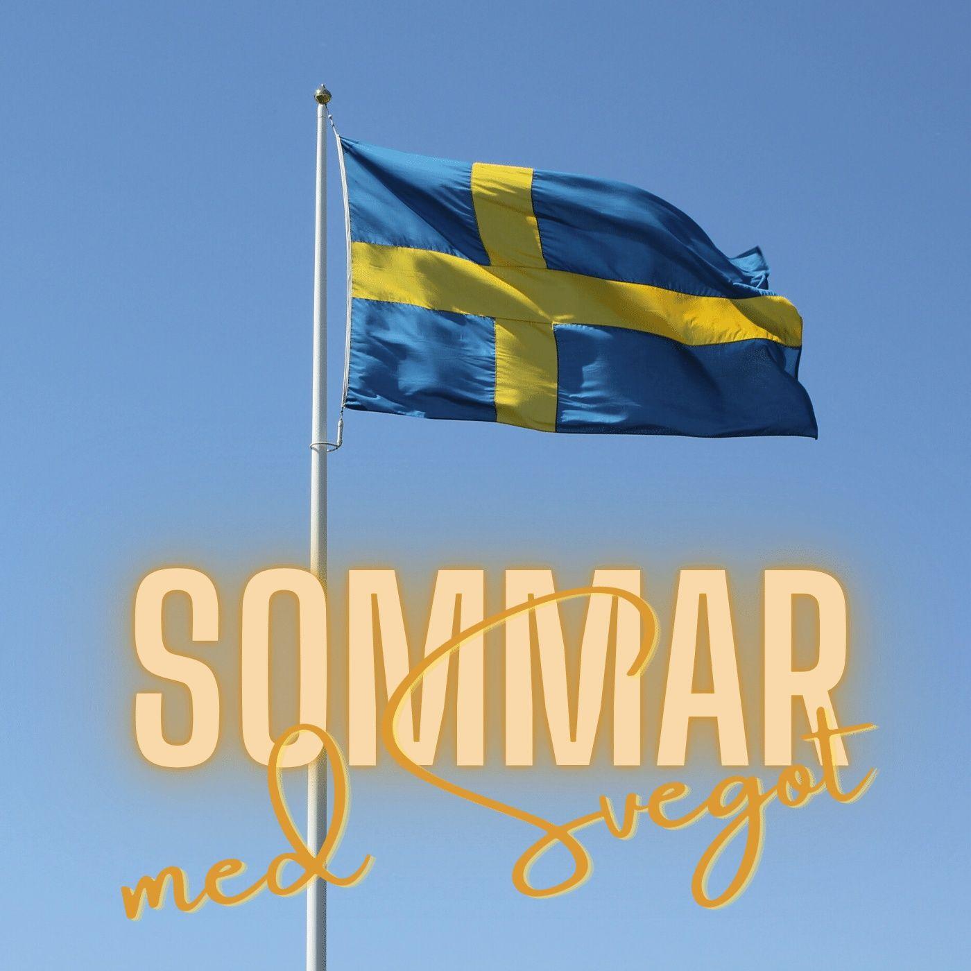 141. Svensk identitet och strävan (Sommar med Svegot #2)