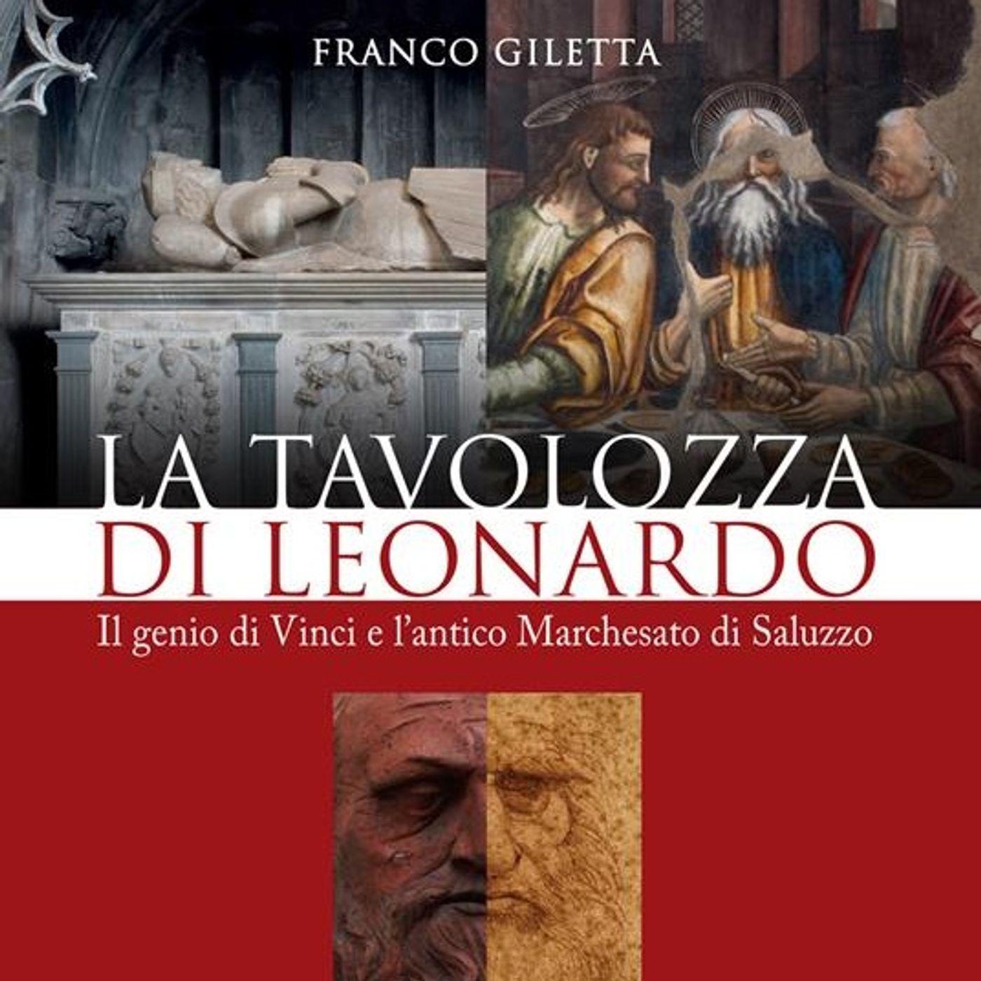 """Franco Giletta """"La tavolozza di Leonardo"""""""