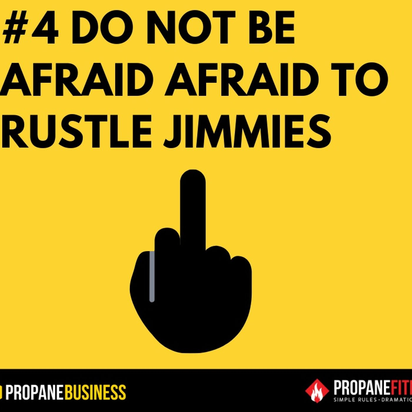 4. Why you should rustle jimmies in your content