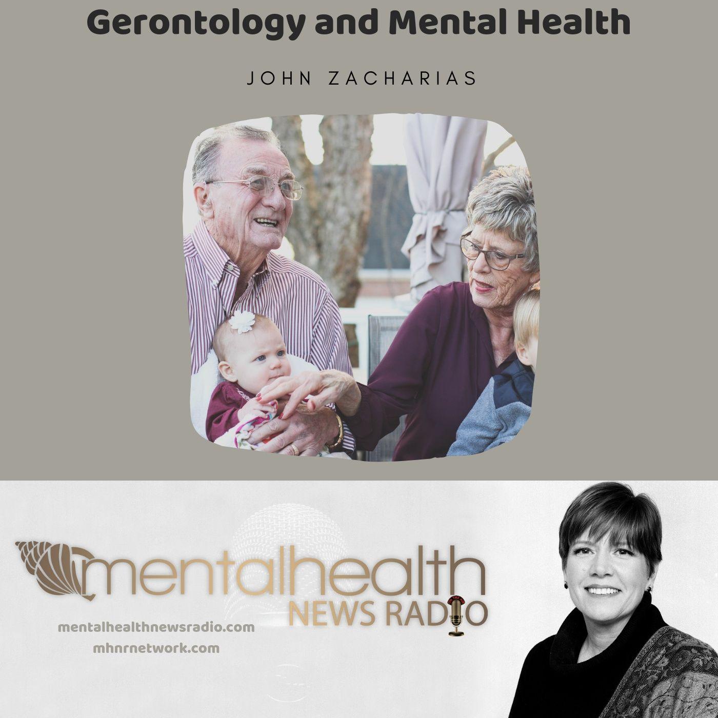 Mental Health News Radio - Gerontology and Mental Health