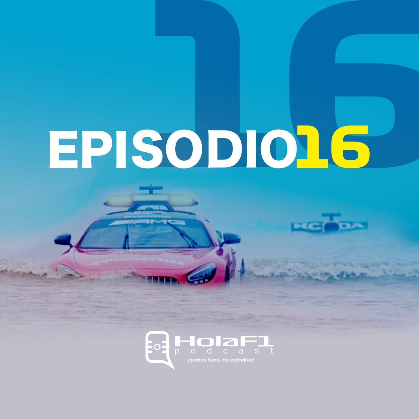 EP 16 - Gran Premio de Bélgica: que nos devuelvan el dinero