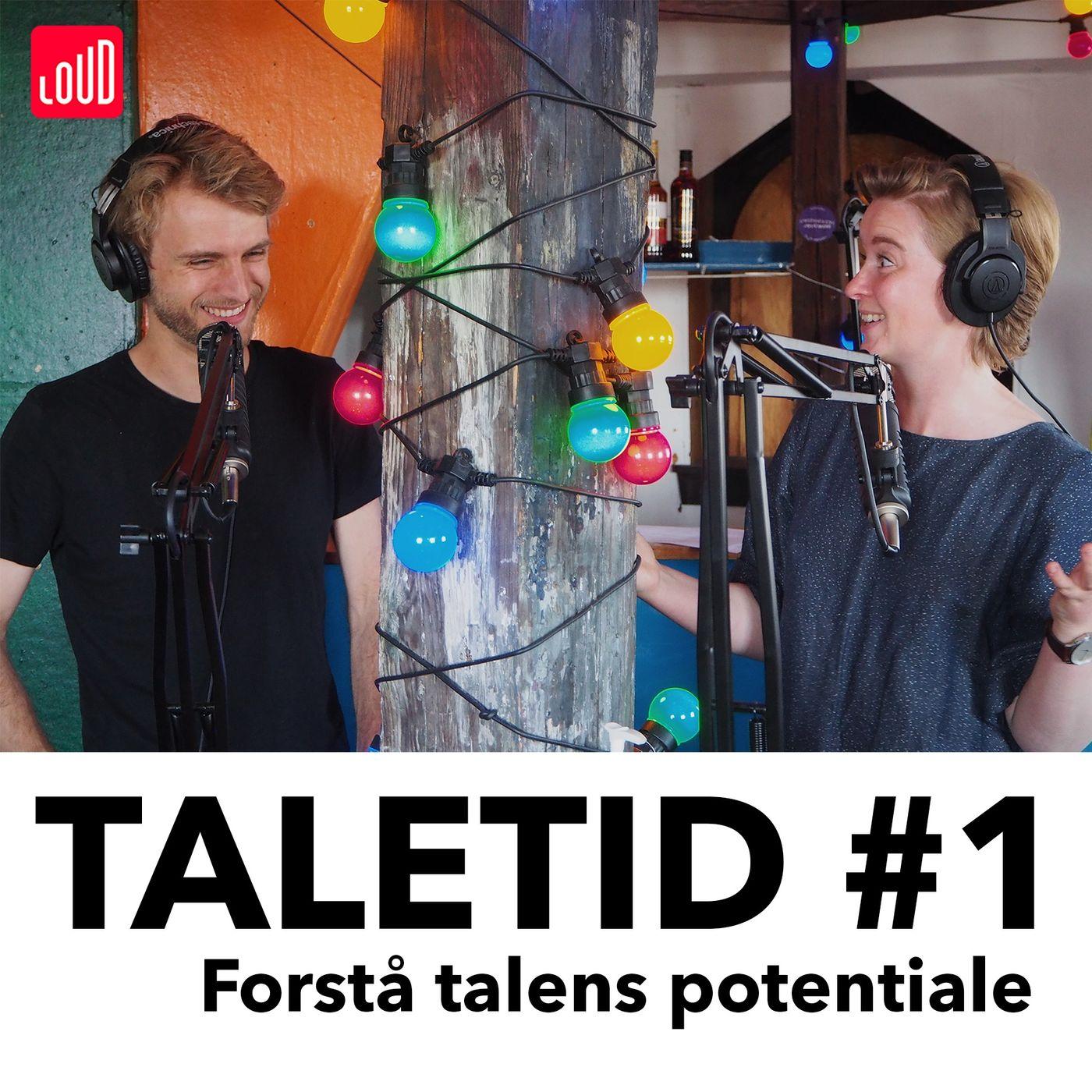 #1 - Forstå talens potentiale