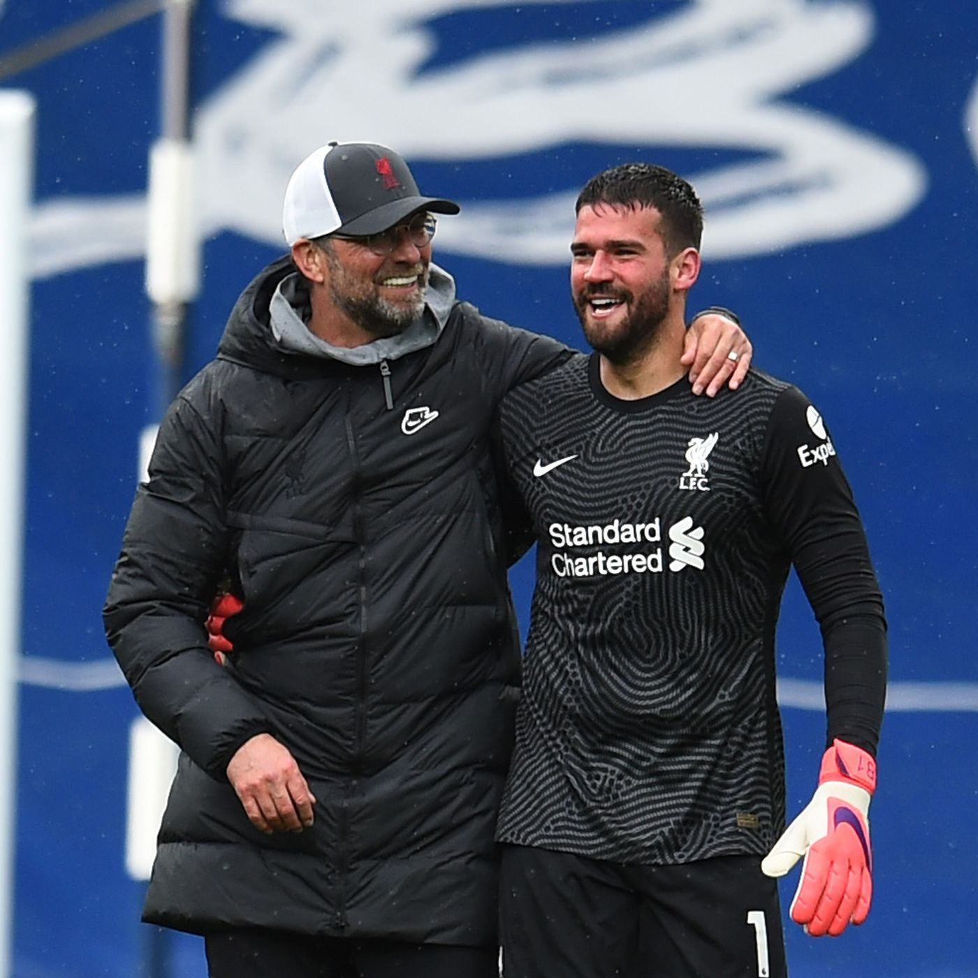 Blood Red: HEAD OF GOD | Alisson Becker keeps Klopp's Reds on course for Champions League