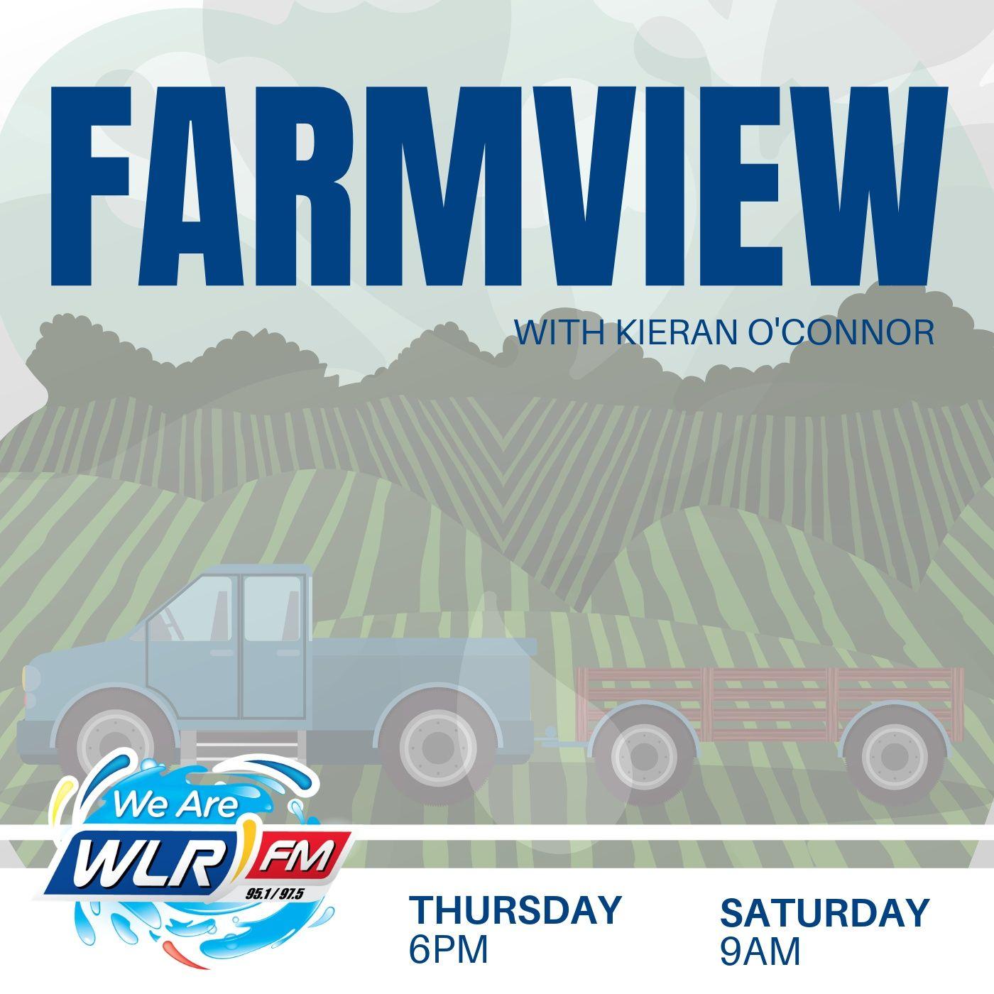 Farmview June 17th.