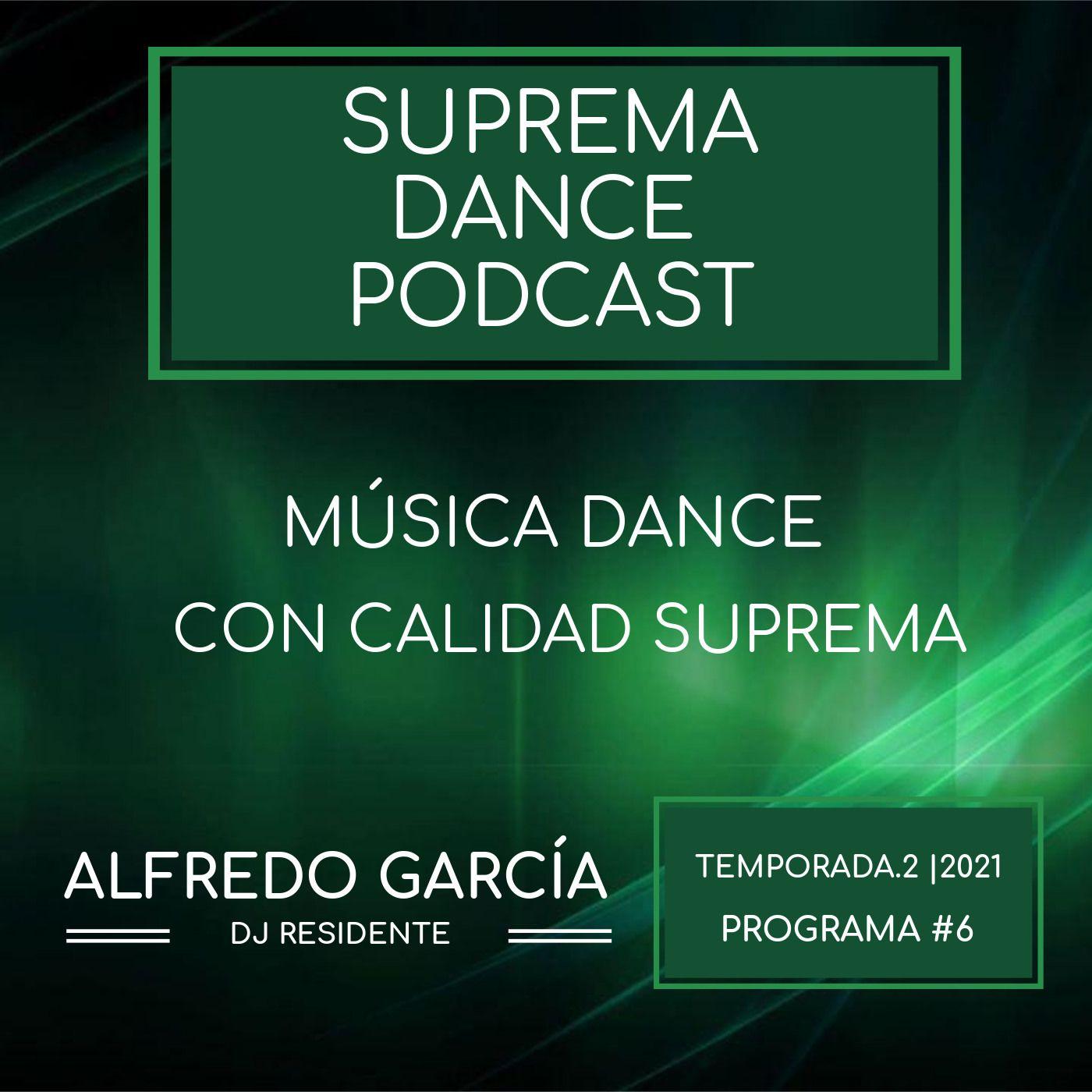 DJ Residente Alfredo García | Programa-6 | T.2 | SDP