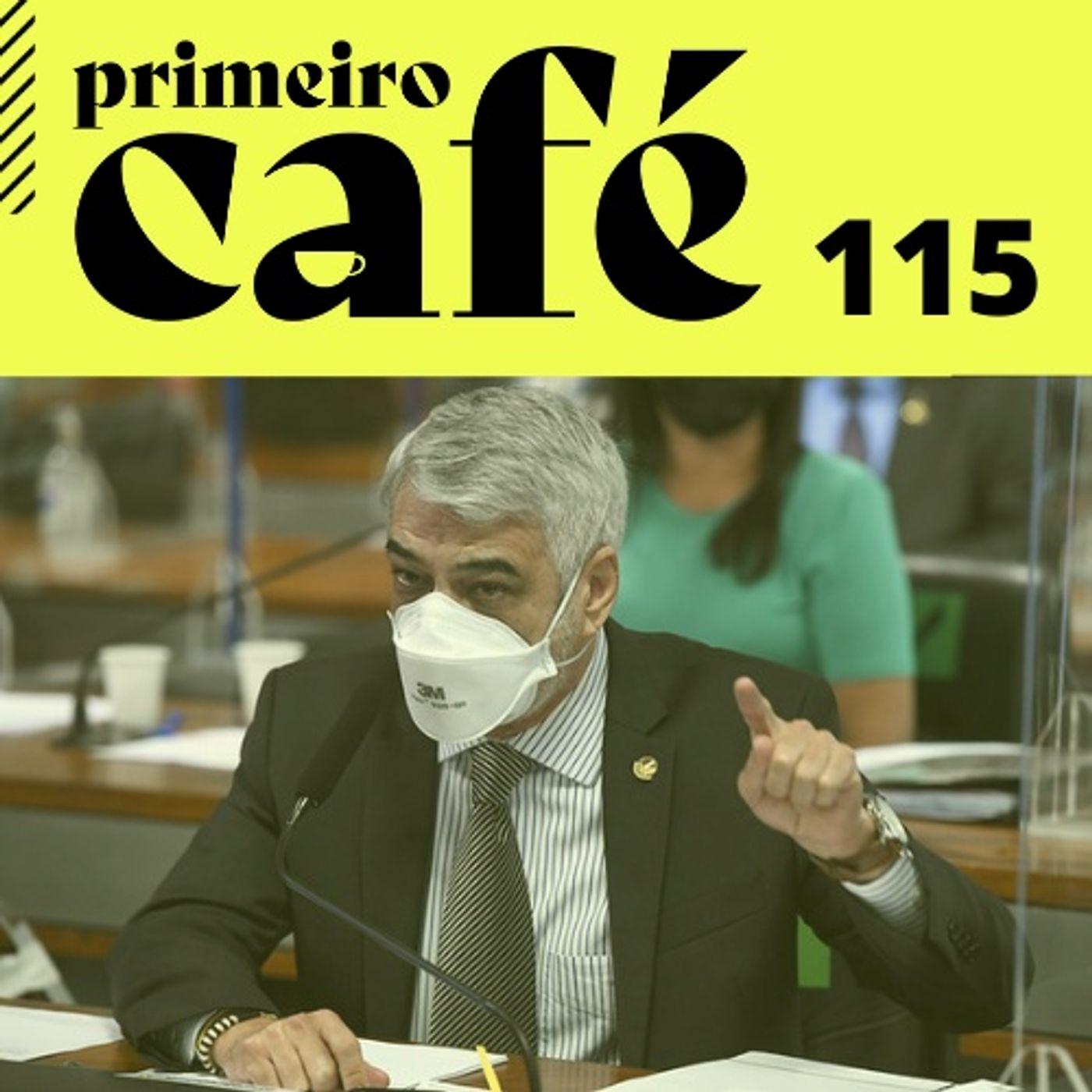 #115 Entrevista com o senador Humberto Costa   Café com Série