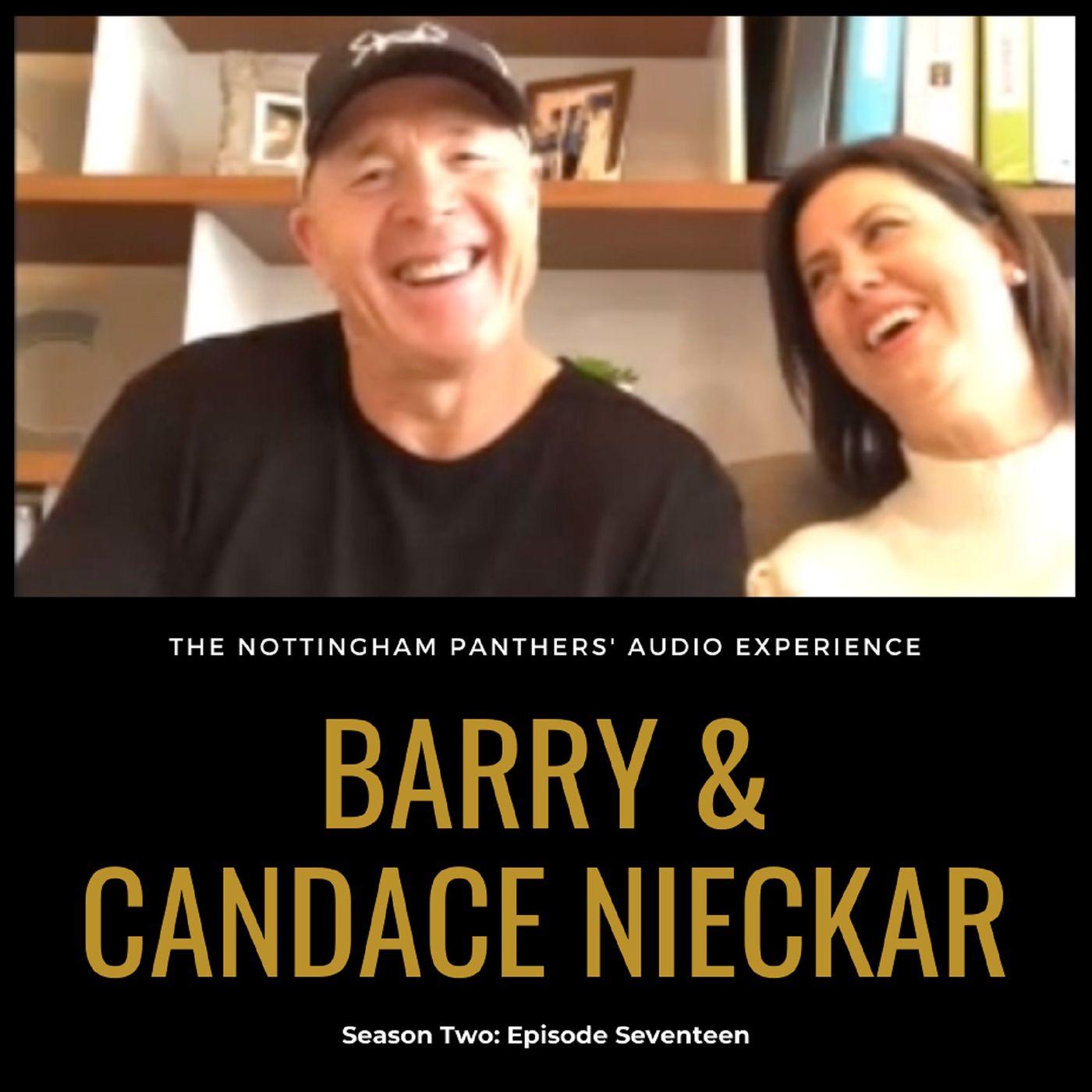 Barry & Candace Nieckar   Season Two: Episode Seventeen