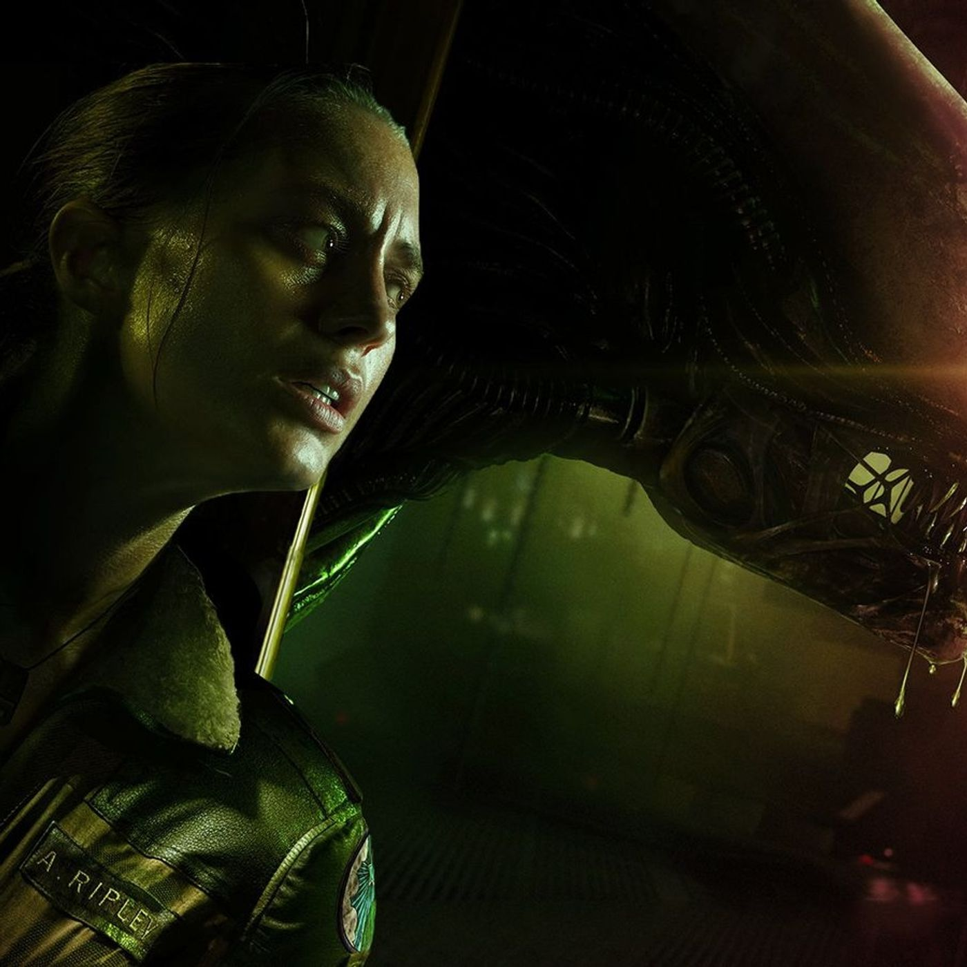 Backlog Busting Project #20:  Alien Isolation, Resident Evil 1, Back to the Future
