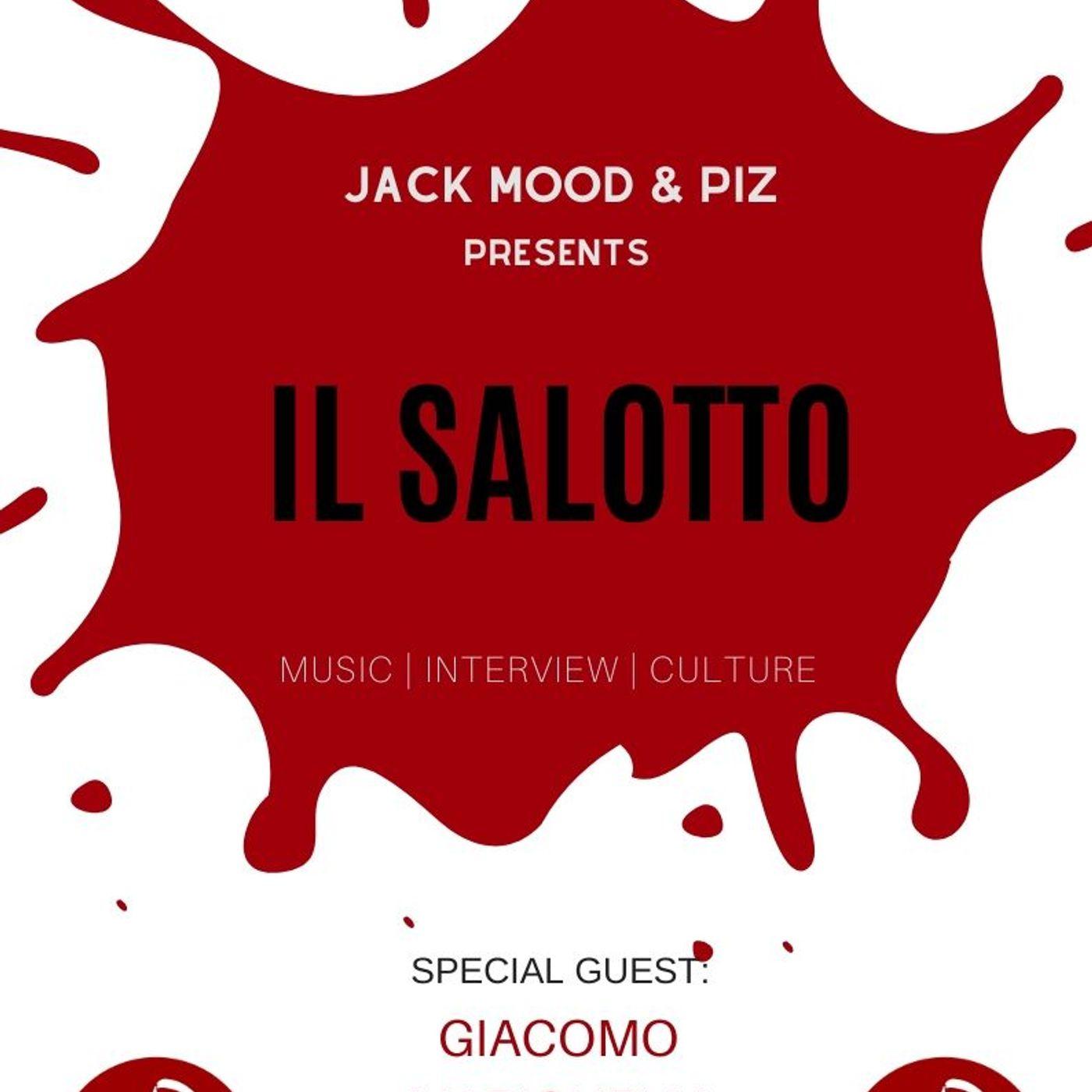 Salotto con Giacomo Marighelli - Jack, Mood & Piz - s01e07