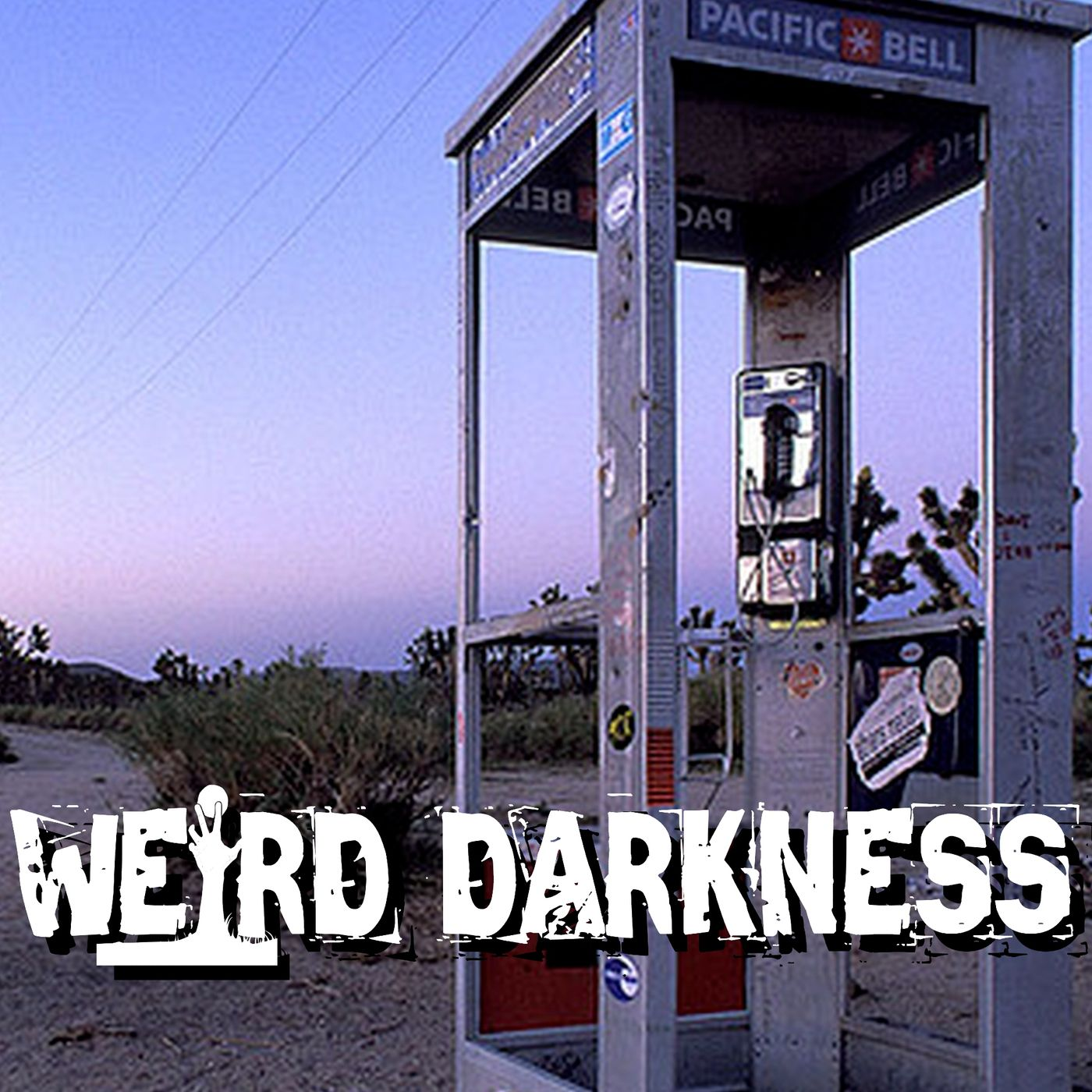 """""""HAUNTED MOJAVE PHONE BOOTH"""" and 9 More True Scary Paranormal Horror Stories! #WeirdDarkness"""