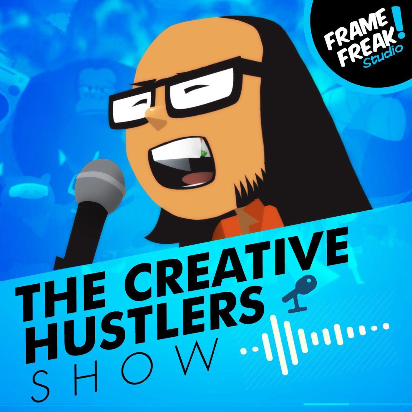 #79: INTERVIEW W/ HEDVIG H-S (VIXIEARTS): Freelance Illustrator, Concept & Comic Artist